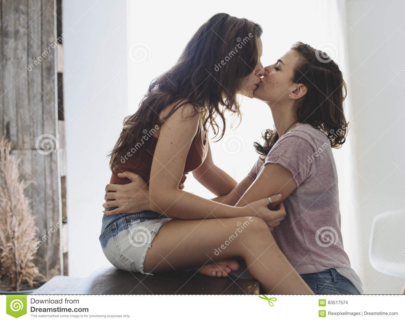 Lesbijskie poeb