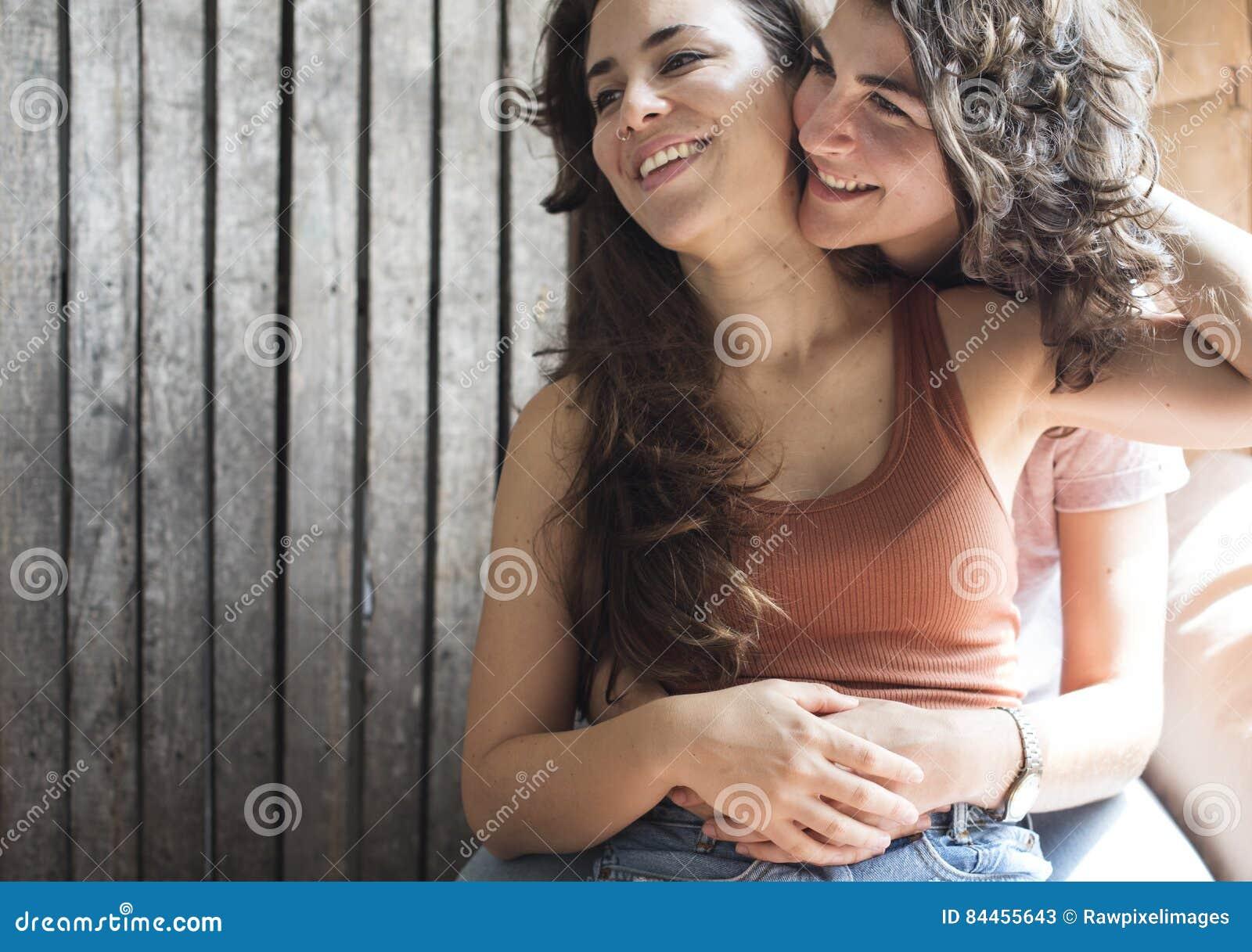 Svarta indiska lesbiska