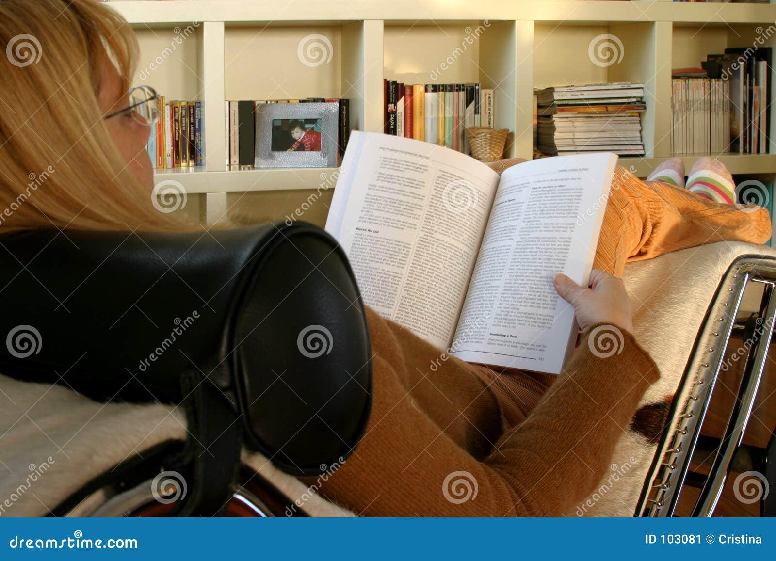 Lesen und Entspannung