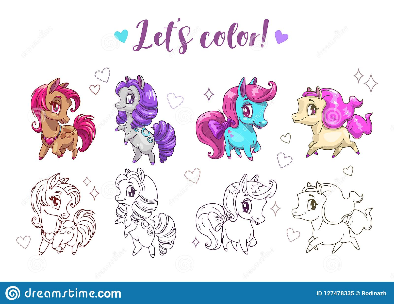 Chibi Horse Stock Illustrations 30 Chibi Horse Stock Illustrations Vectors Clipart Dreamstime