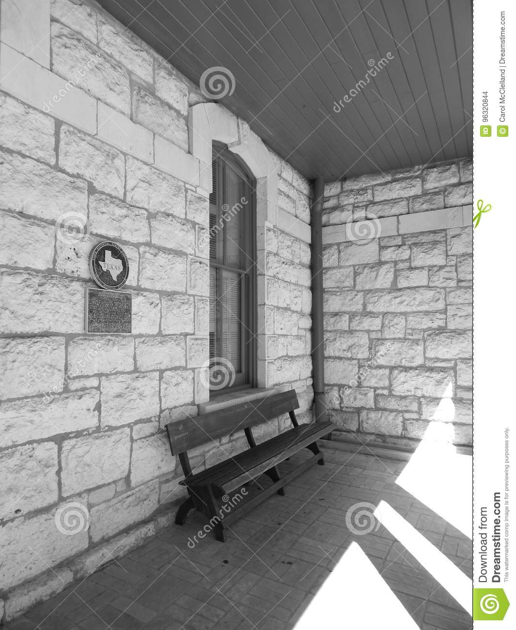 Terrific Let X27S Sit A Spell Stock Photo Image Of Bench Outside Ibusinesslaw Wood Chair Design Ideas Ibusinesslaworg