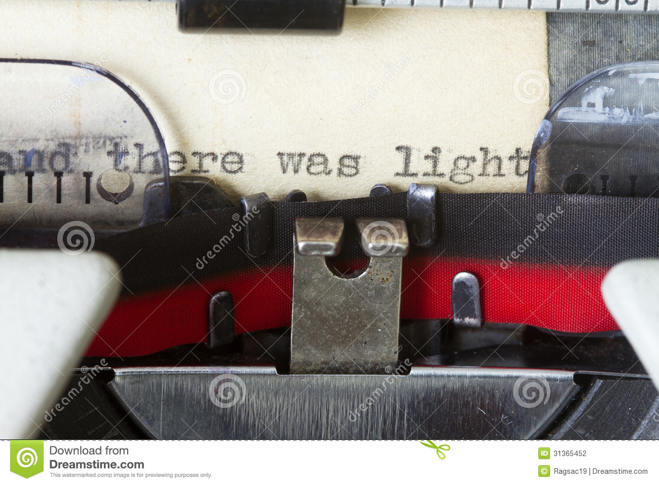 Download Let there be light stock photo. Image of metallic, old - 31365452