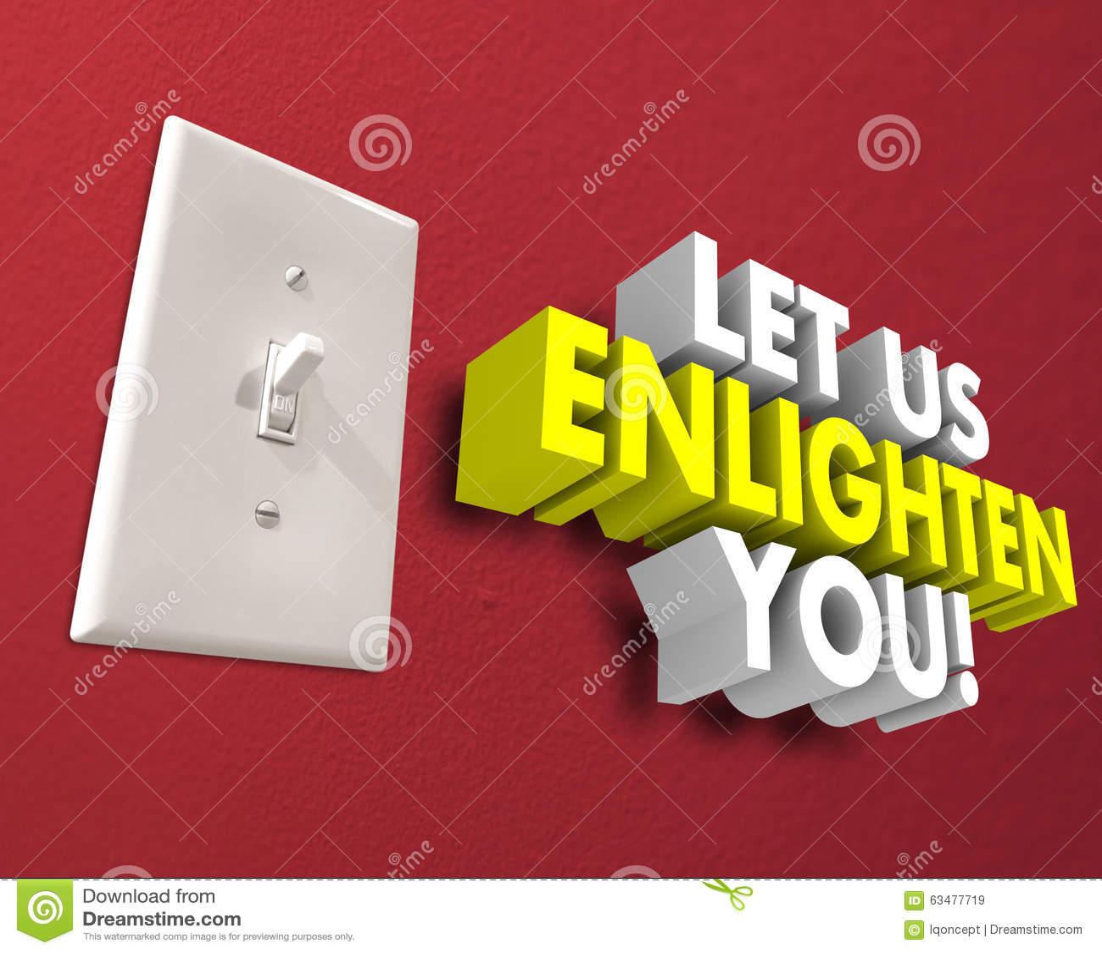 Let Us Enlighten You Light Switch Sharing Teaching Information