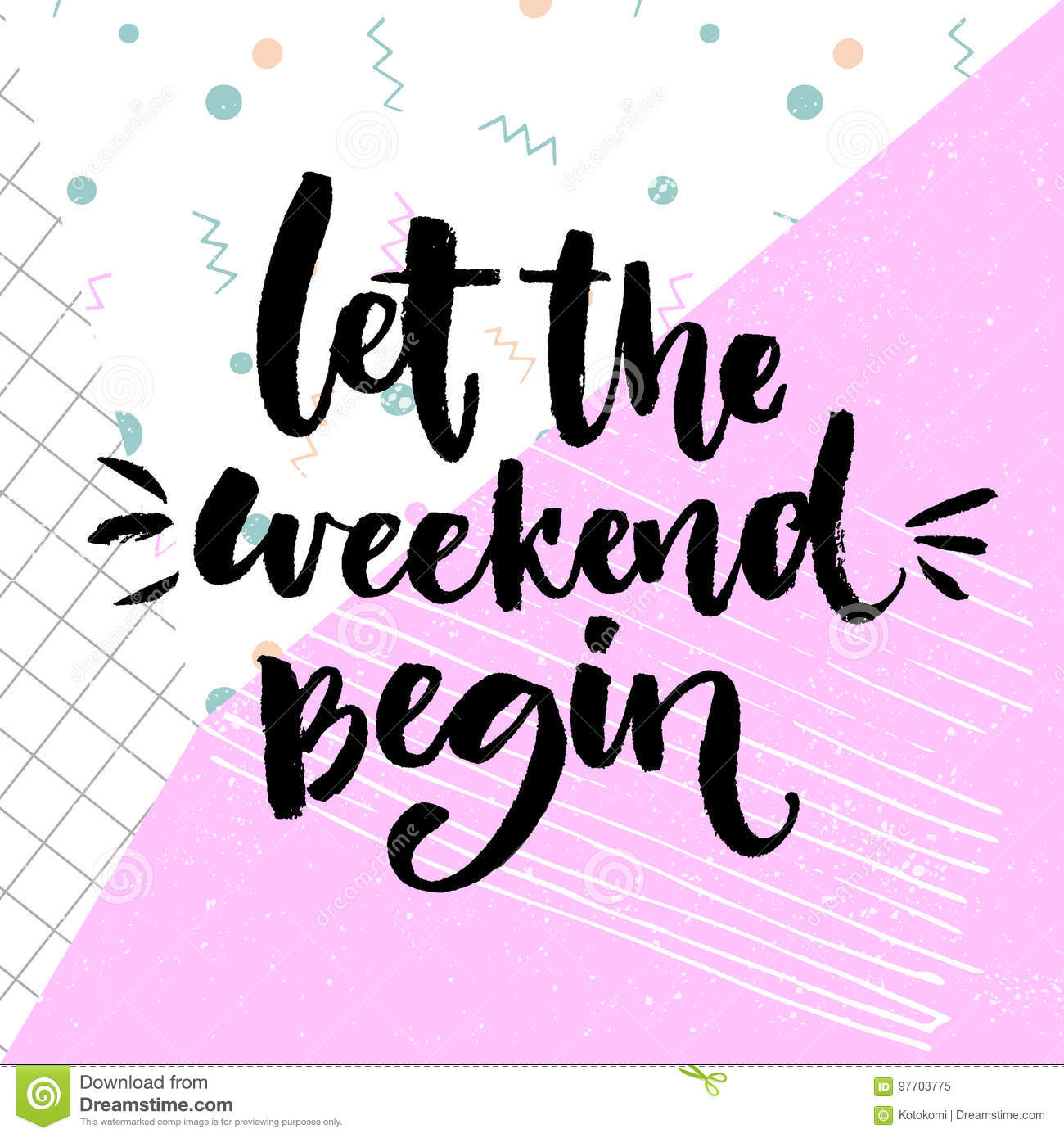 Let The Weekend Begin Fun Saying About Saturday Office Motivation