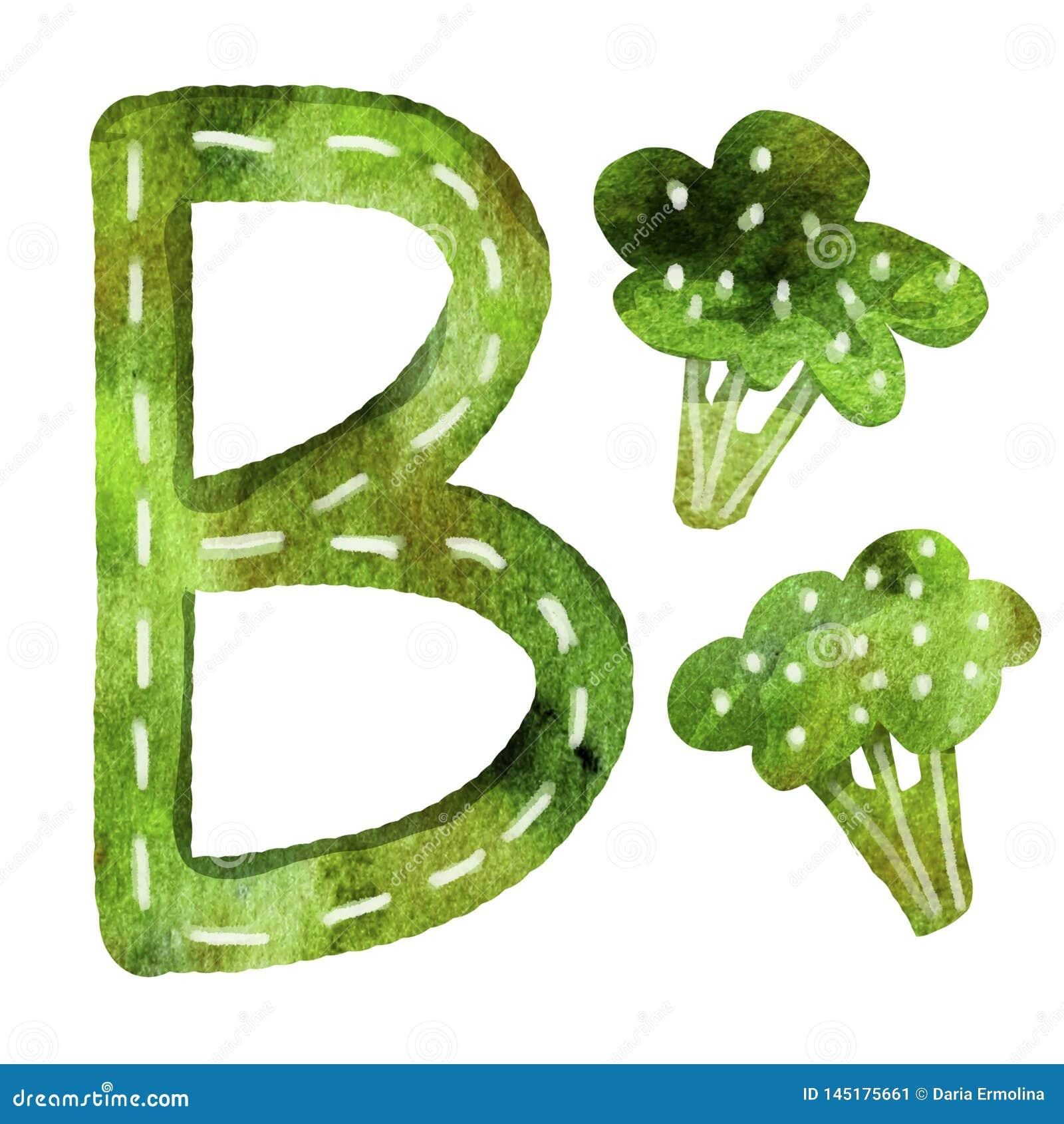 Letra b do alfabeto inglês