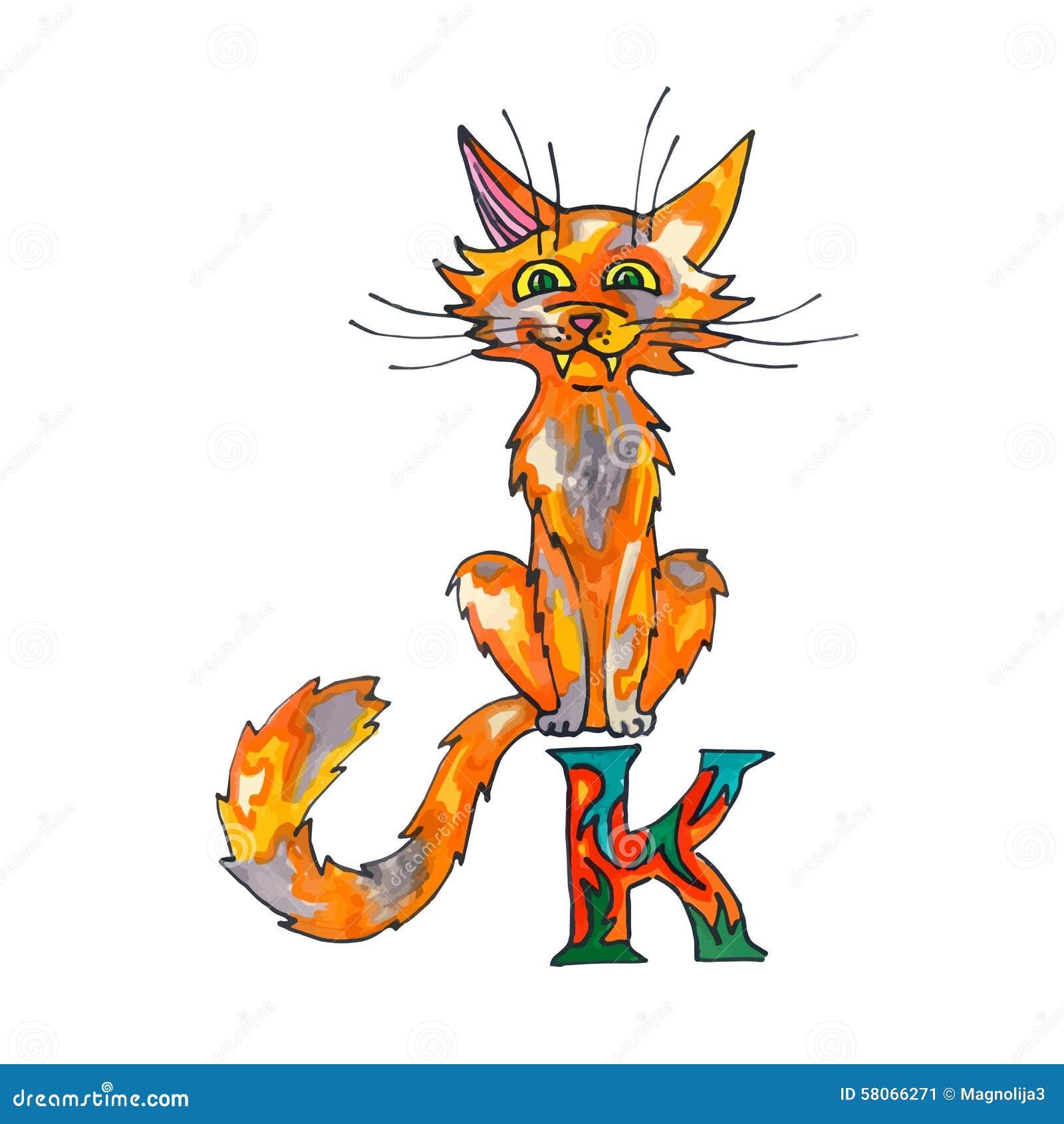 Fantástico Letra C Colorear Gato Bosquejo - Ideas Para Colorear ...