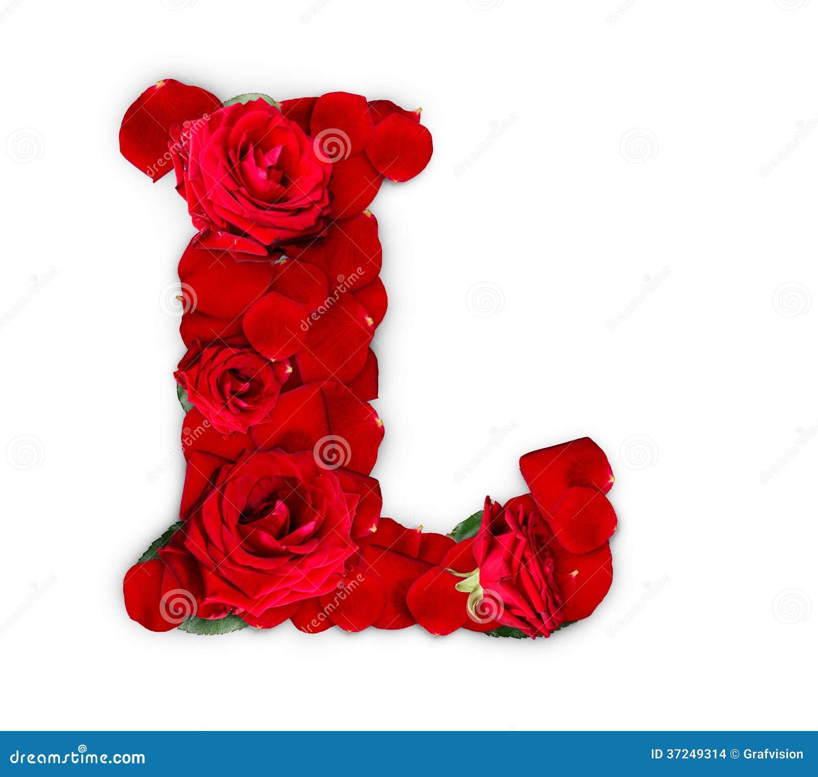 Letra L Imagens de Stock - Imagem: 37249314