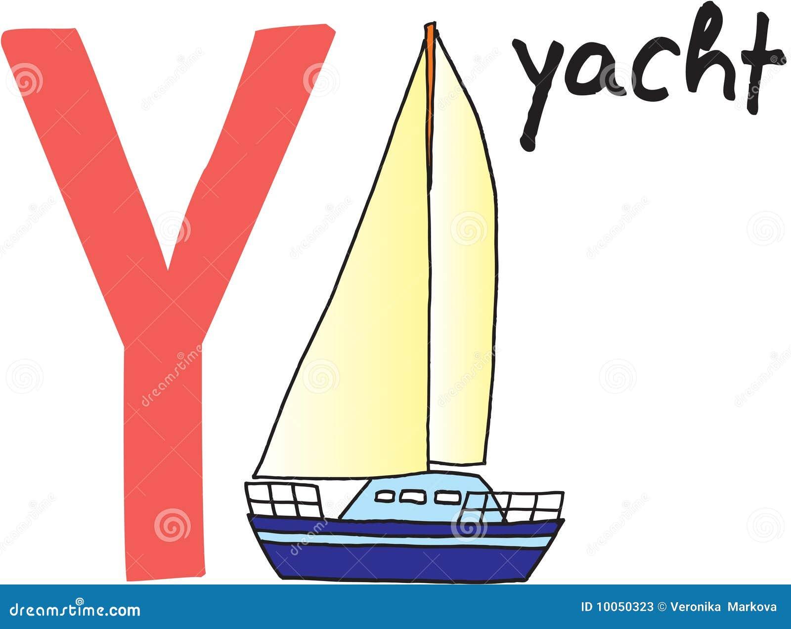 Letra Y - iate