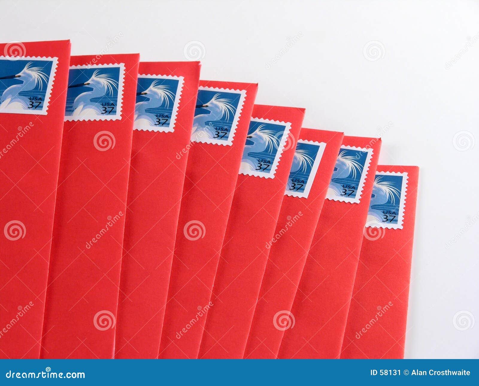 Letras ao correio