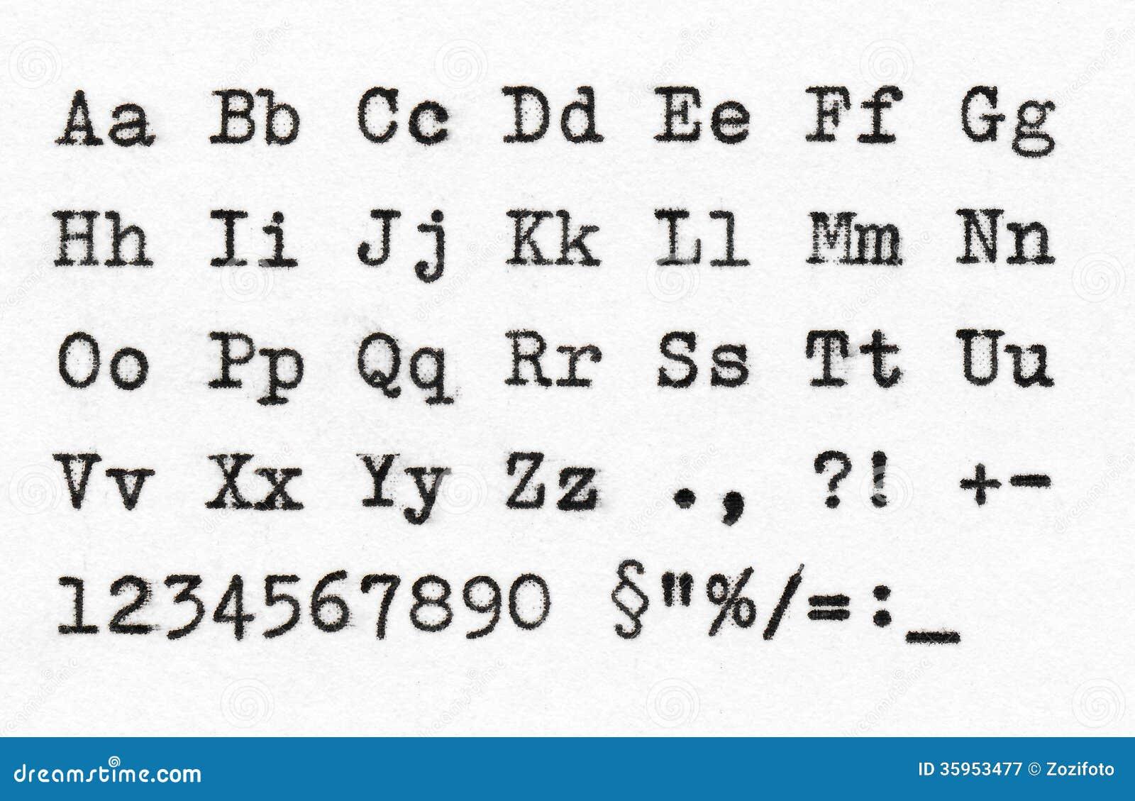 Letras de ABCD