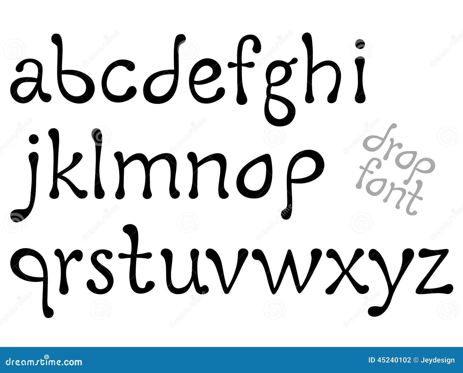 letras bonitas para decorar cuadernos abecedario