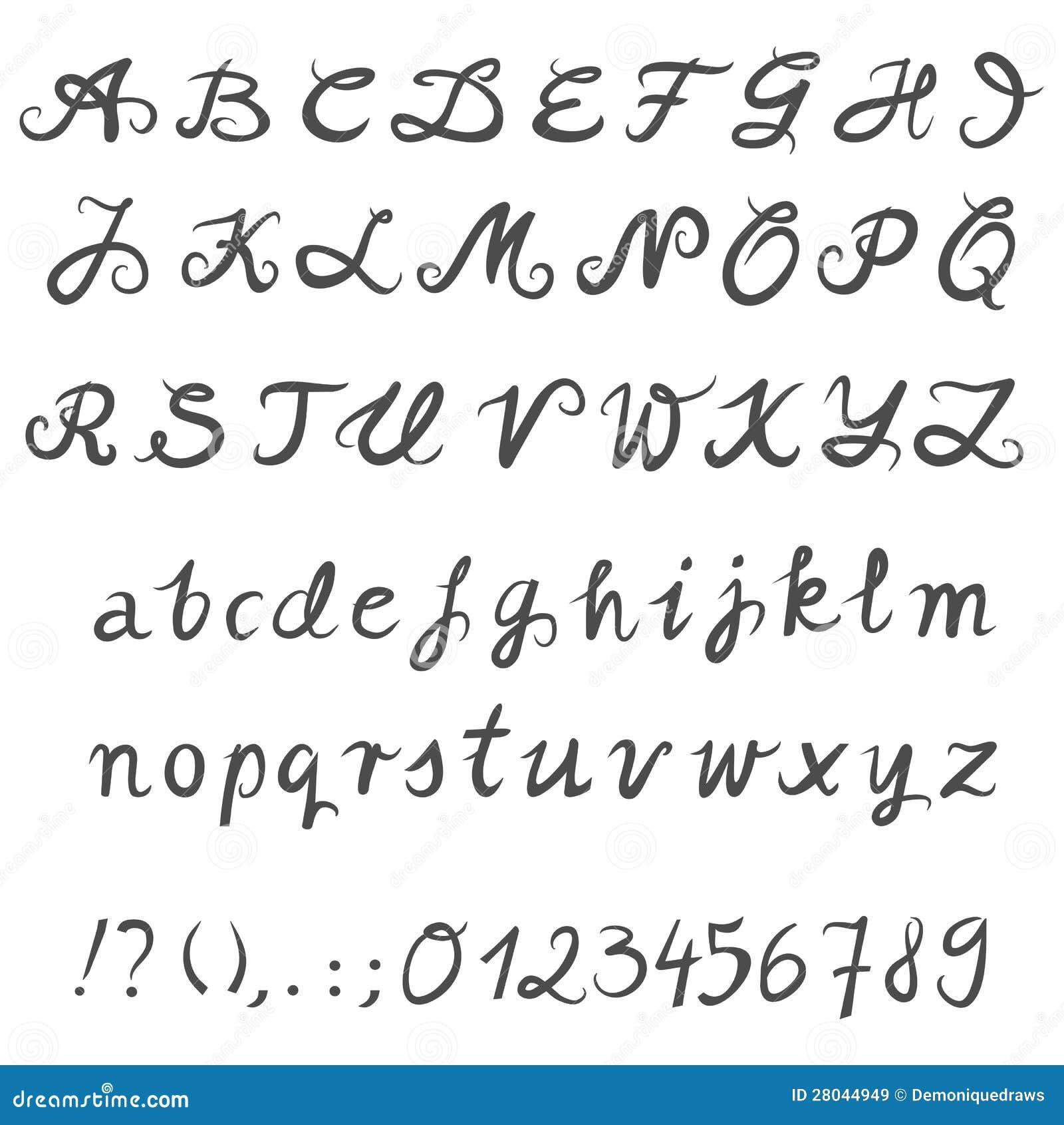 Cool Bubble Letters Alphabet Rytir