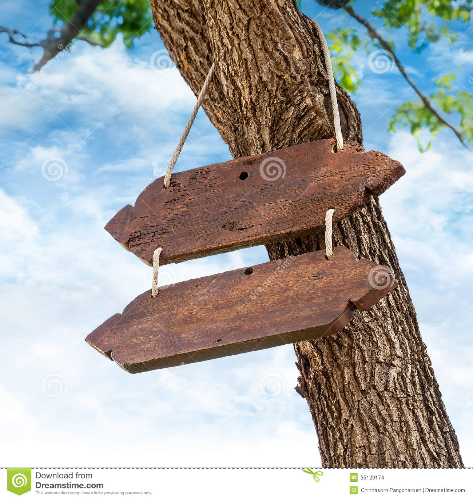Letrero de madera colgante imagenes de archivo imagen - Letreros en madera ...