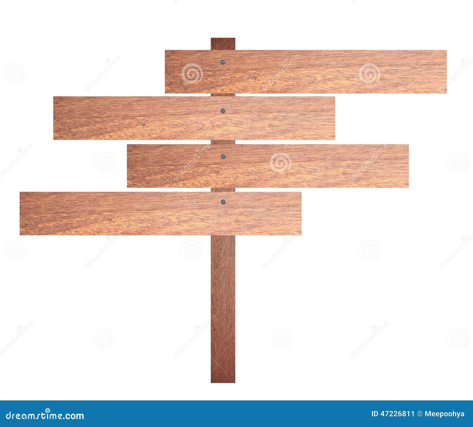 Letrero de madera de brown stock de ilustraci n imagen - Letreros en madera ...