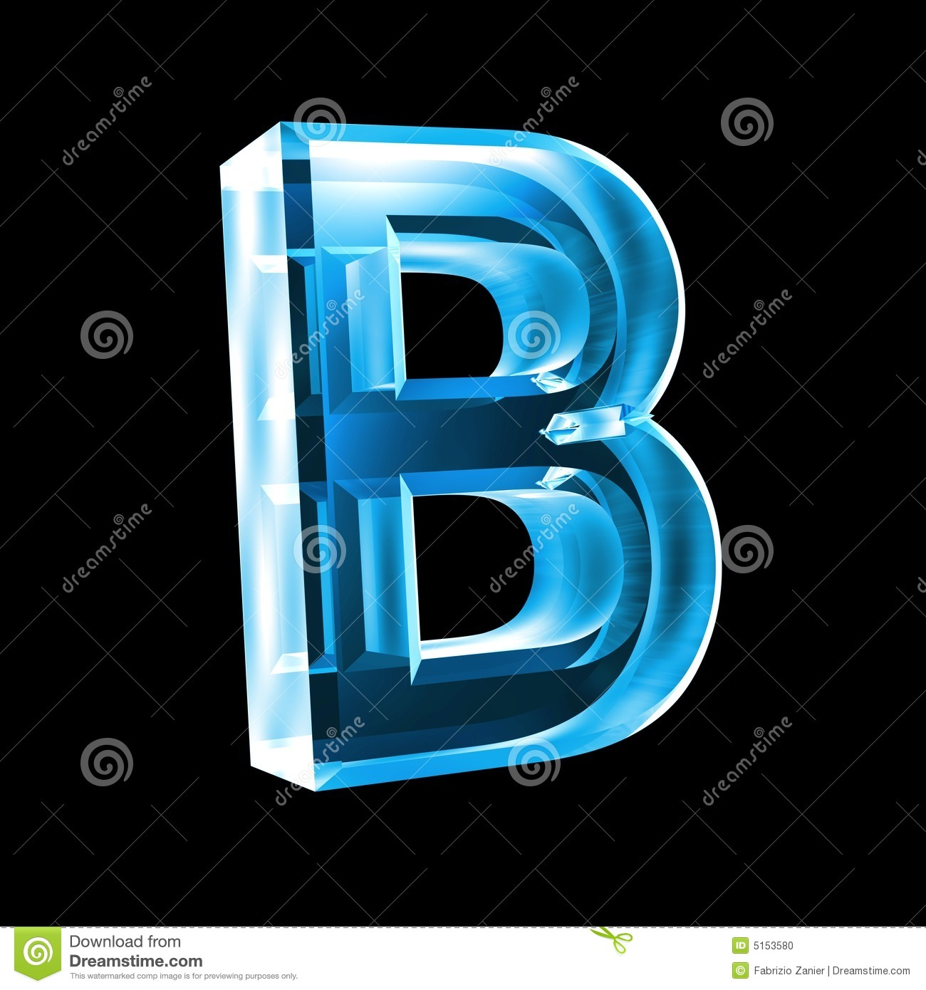 letter b in blue glass 3d stock photo image 5153580 letter c clipart with vines letter c clipart free