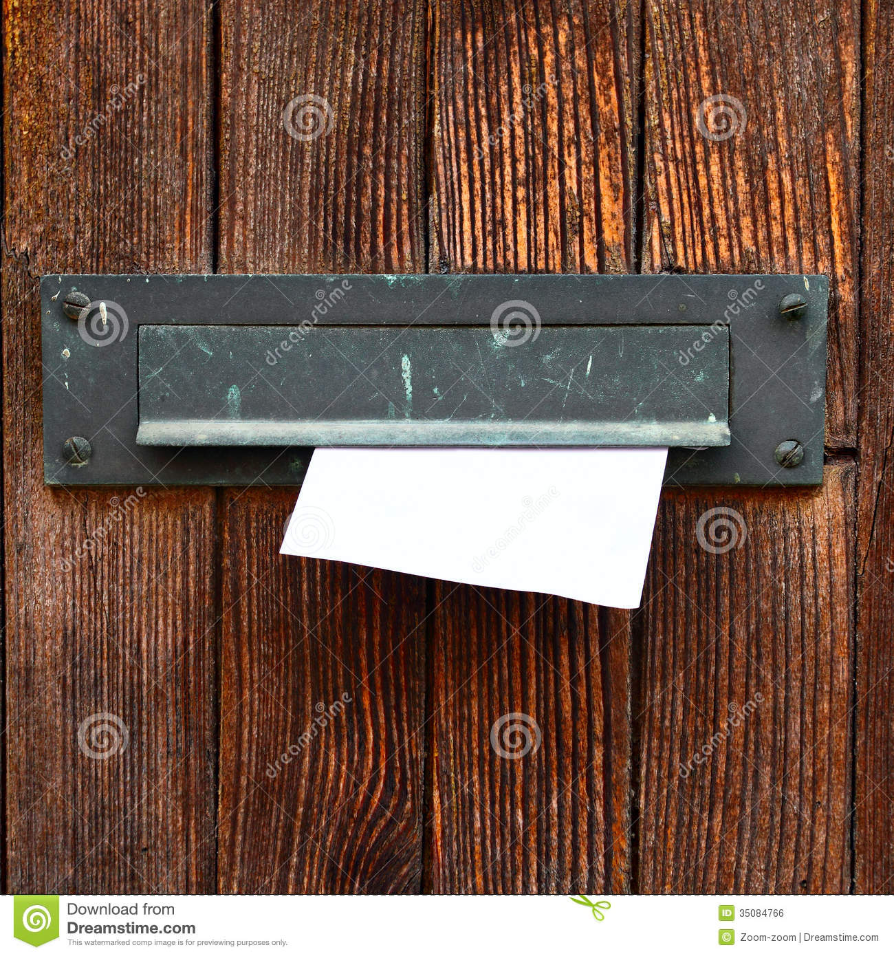 Letter box & Letter box stock photo. Image of post metal retro up - 35084766