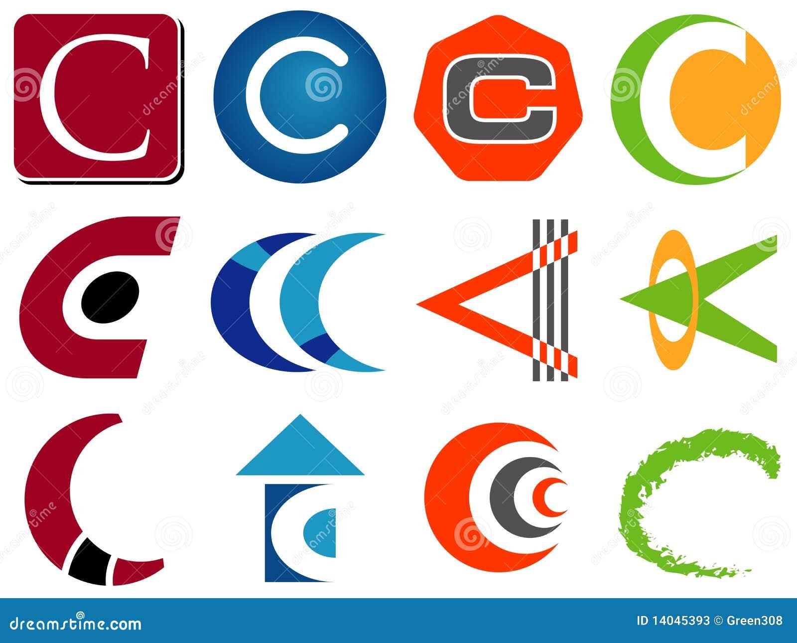 C Logo Images Letter C Logo Icons Stock