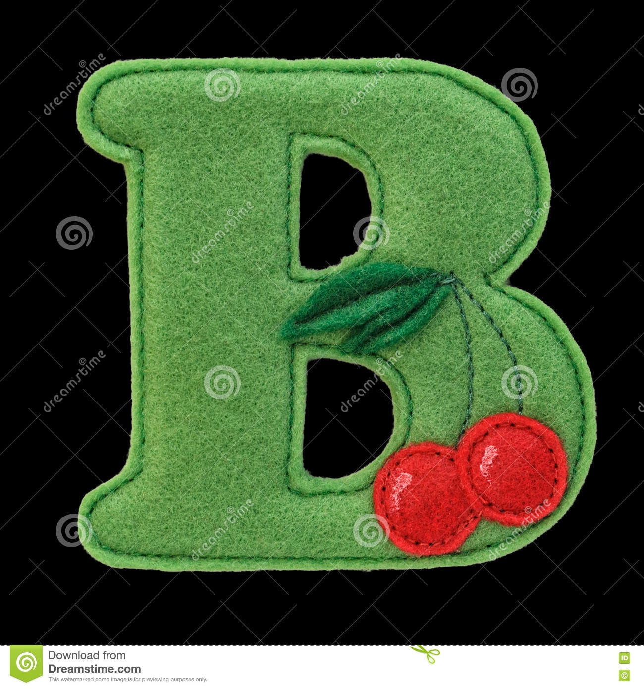 Image result for letter B cherry