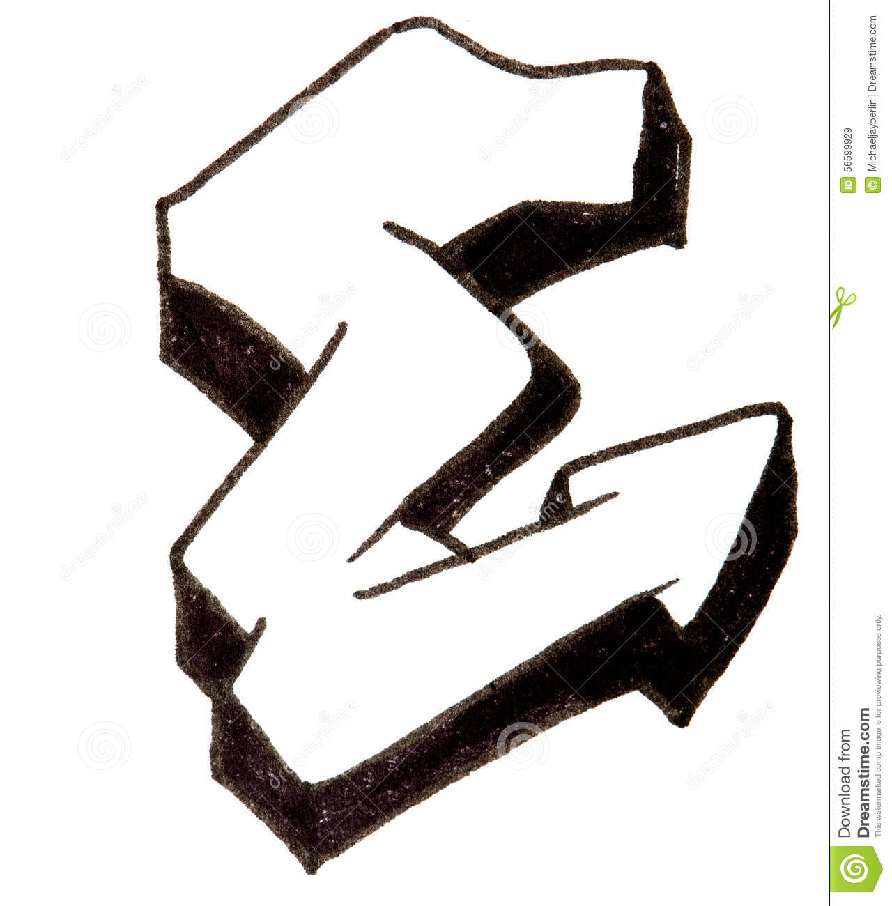 Graffiti Alphabet Stock Photos Royalty Free Stock Images