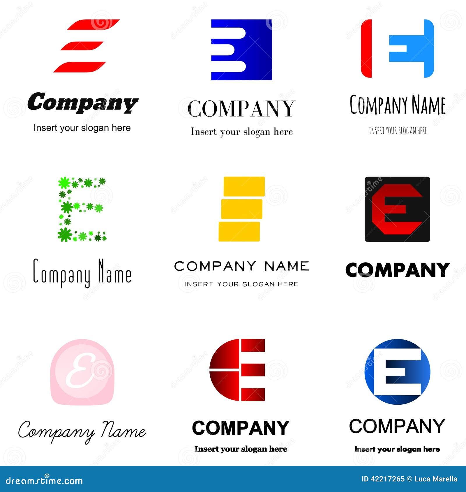 Letter E Logo Designs  79 Logos to Browse