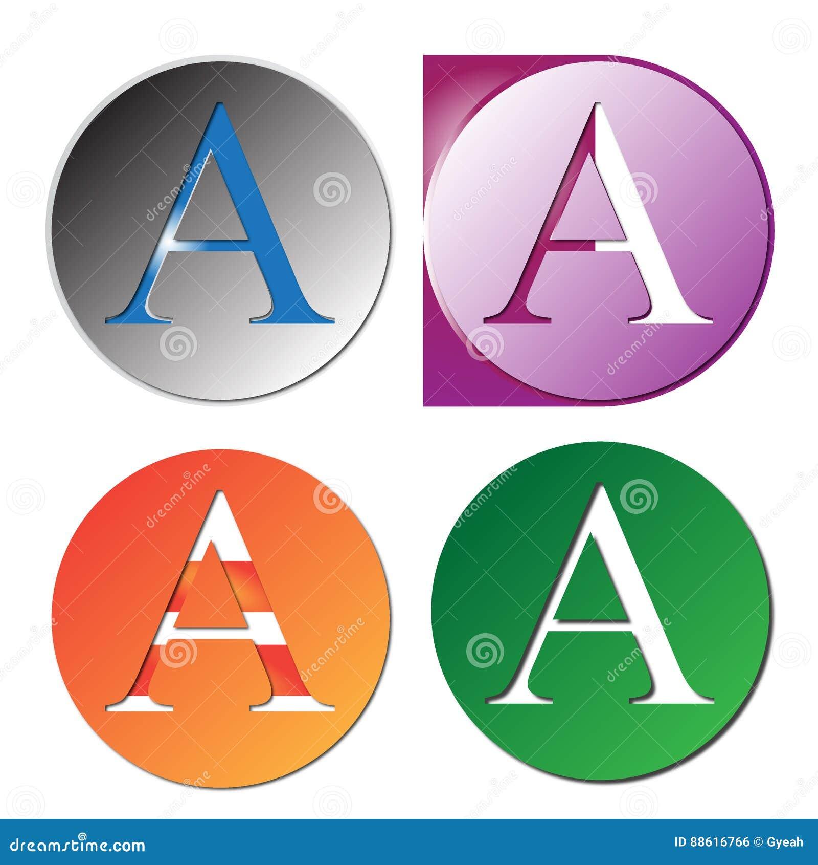 Letter en logo
