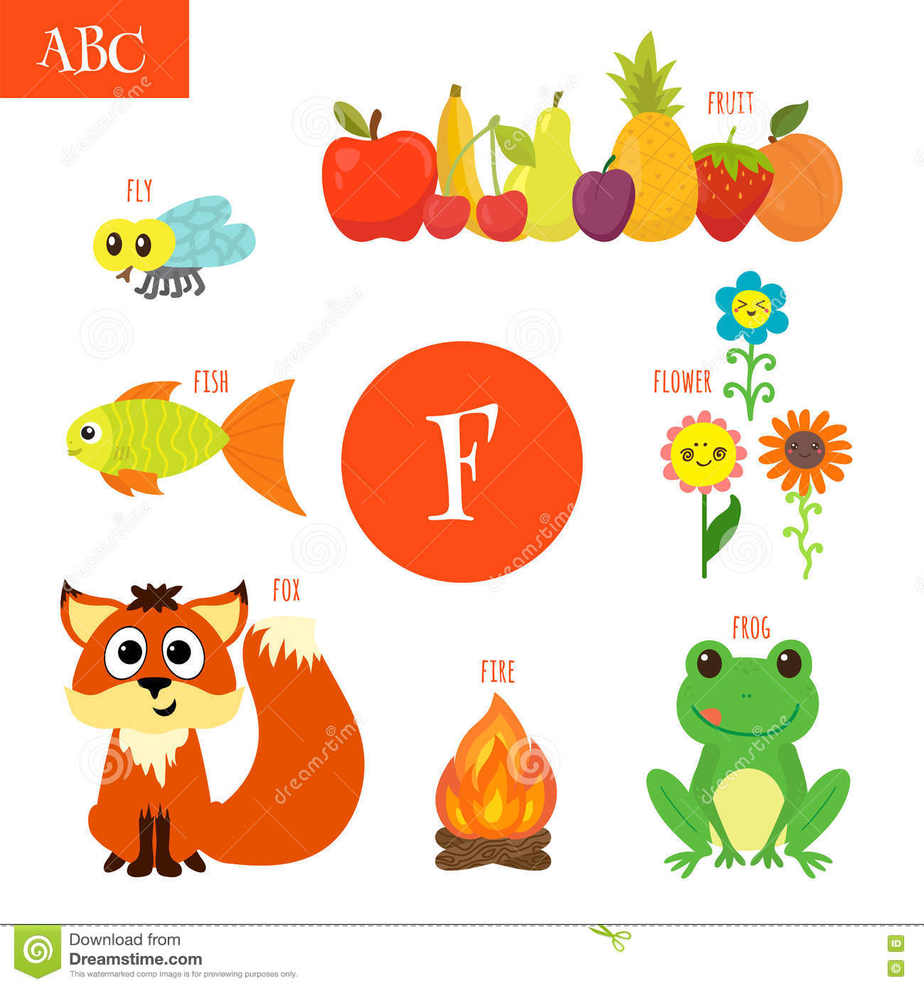 Fun Words That Start With The Letter F
