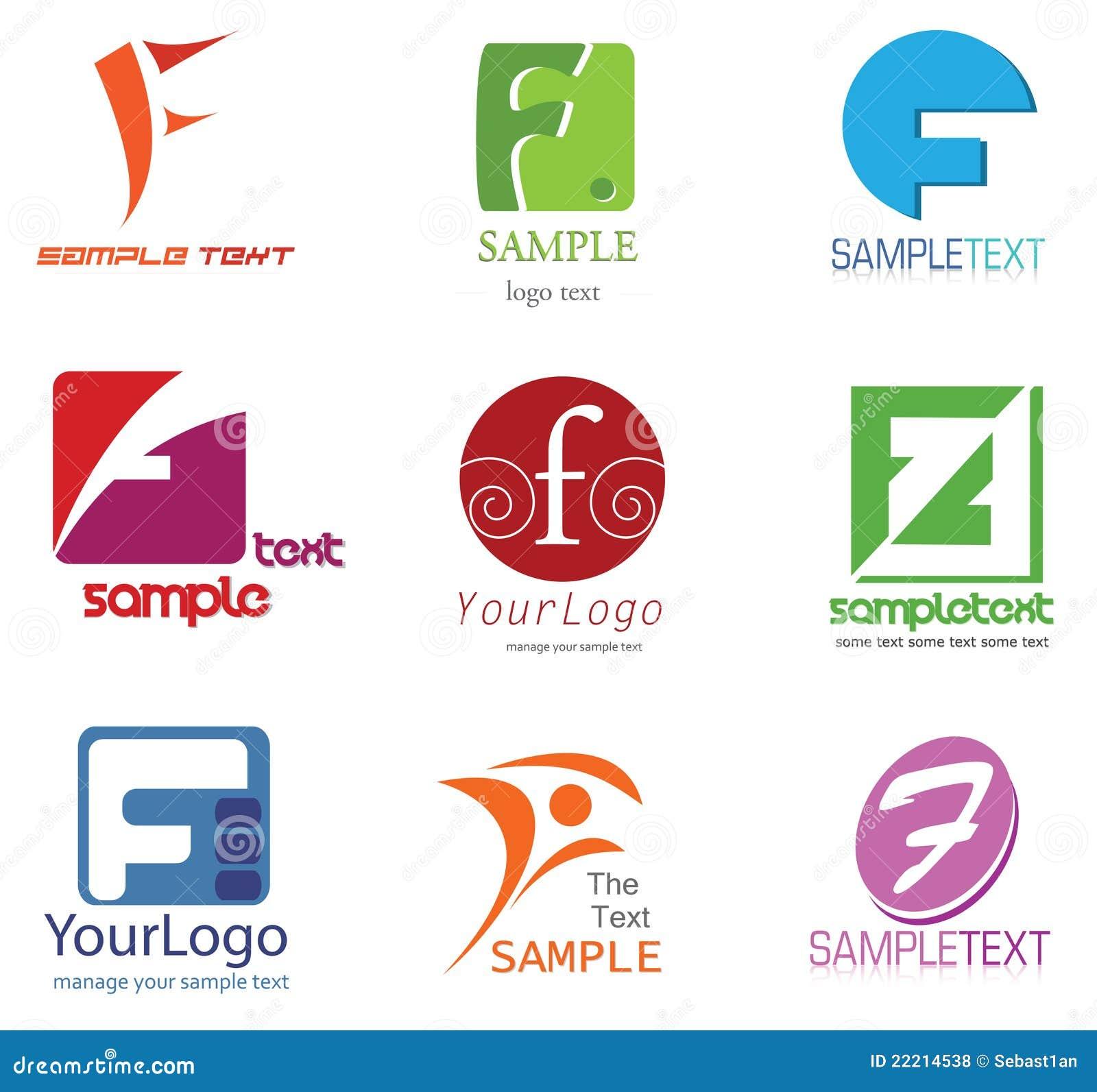 Letter F Logo  F Logo Design