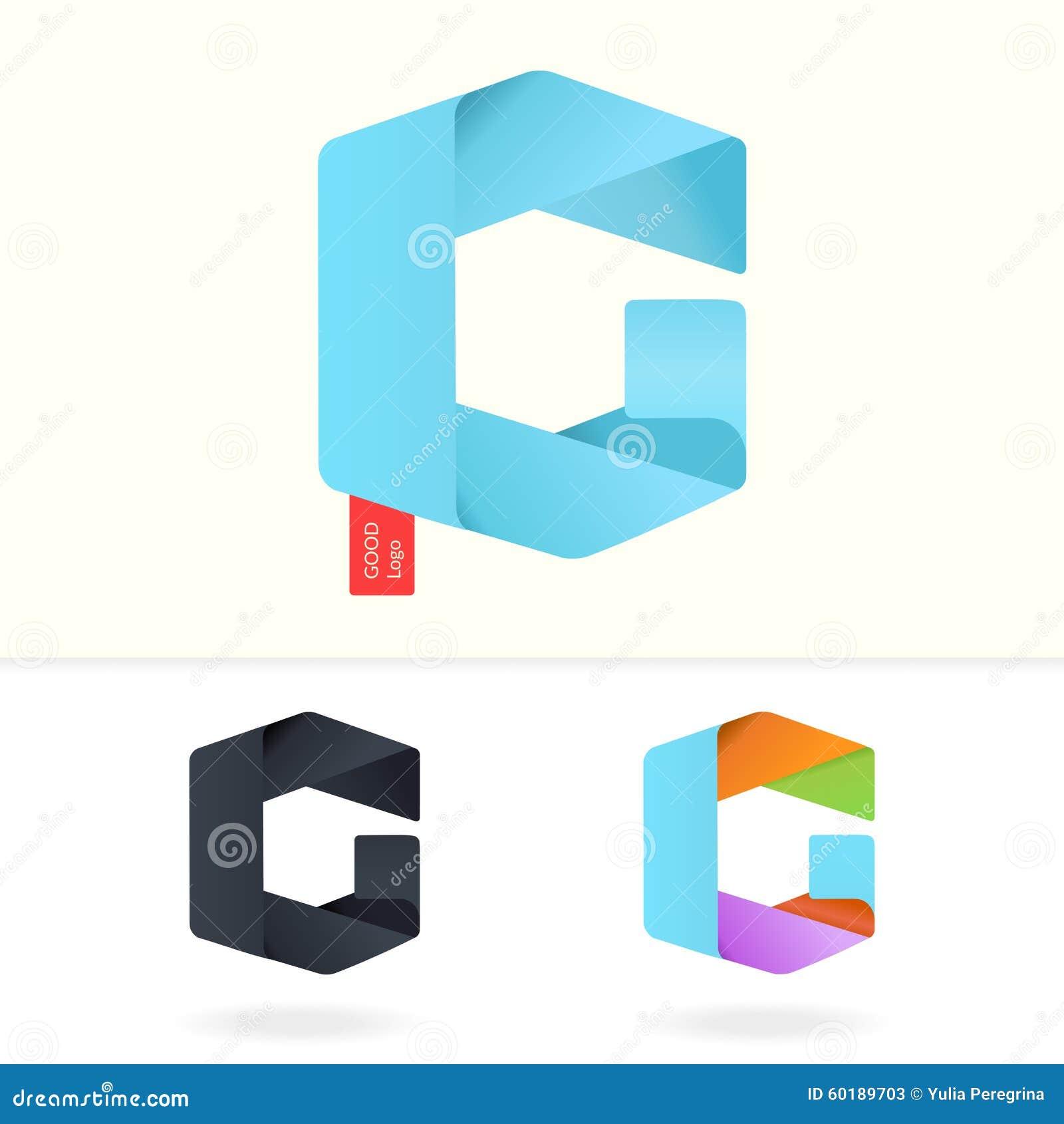 Letter g logo design template stock vector illustration of letter g logo design template maxwellsz