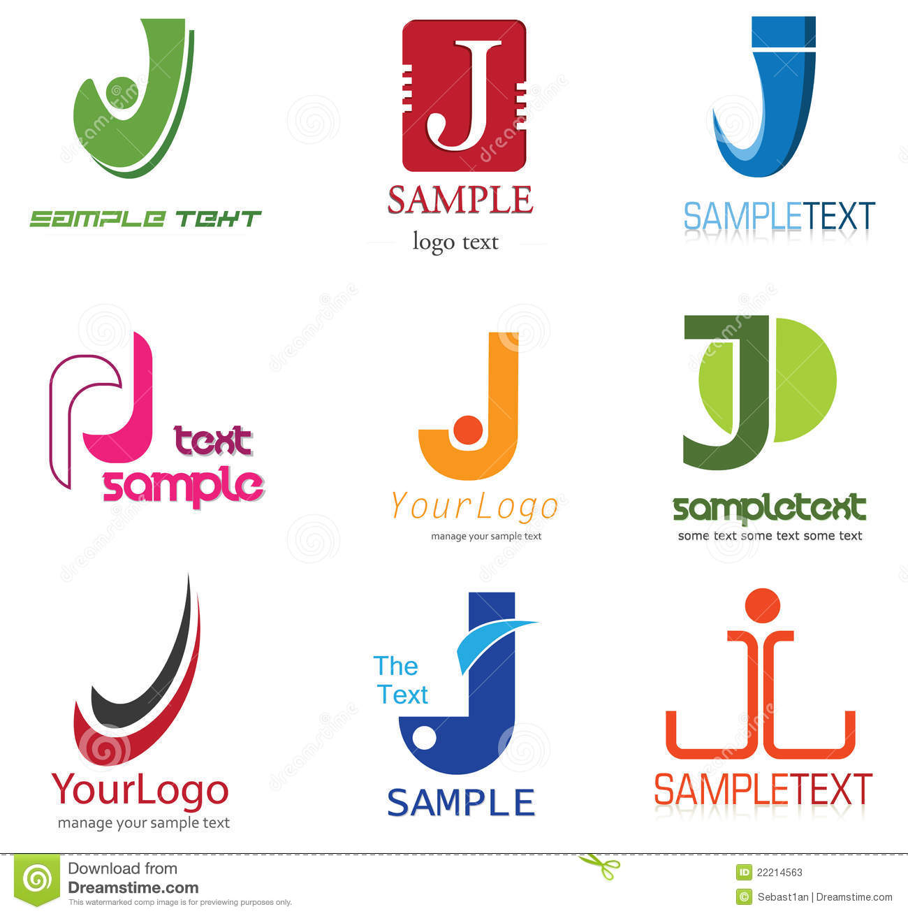 alphabetical logo design concepts letter j mr no pr no 5 18665 31