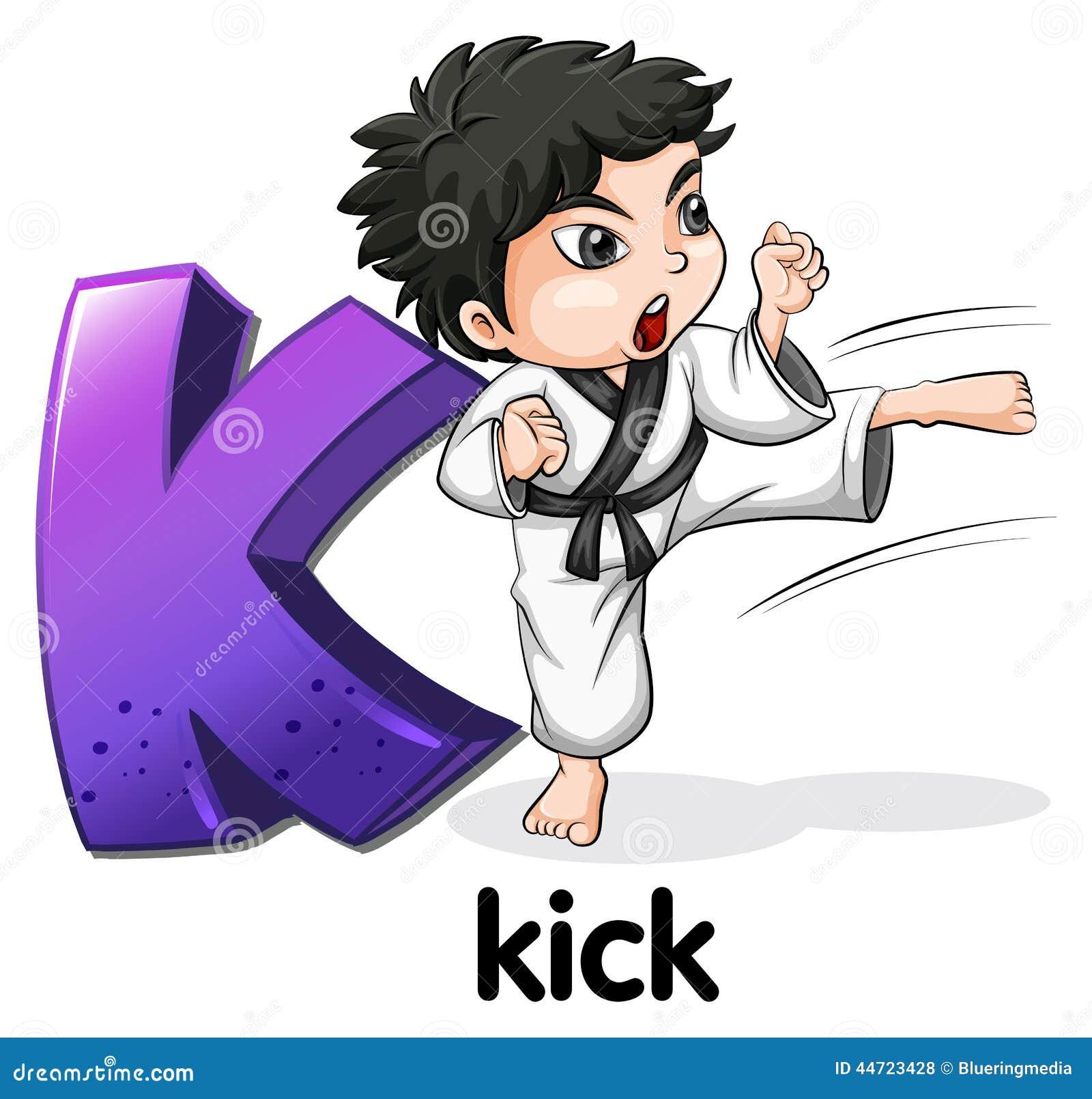 A Letter K For Kick