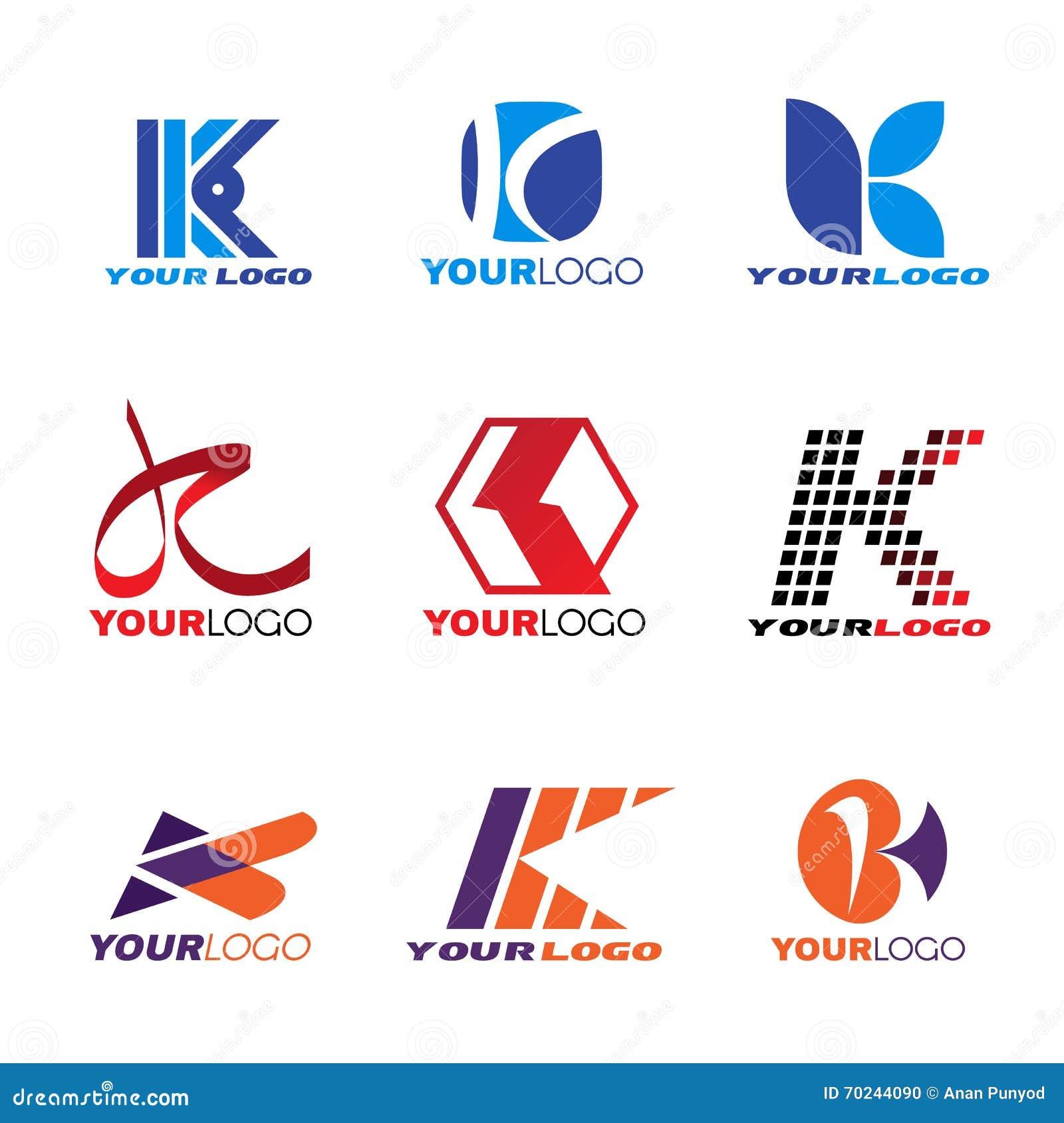 Letter Based Logo Maker  Design Letter Based Logos