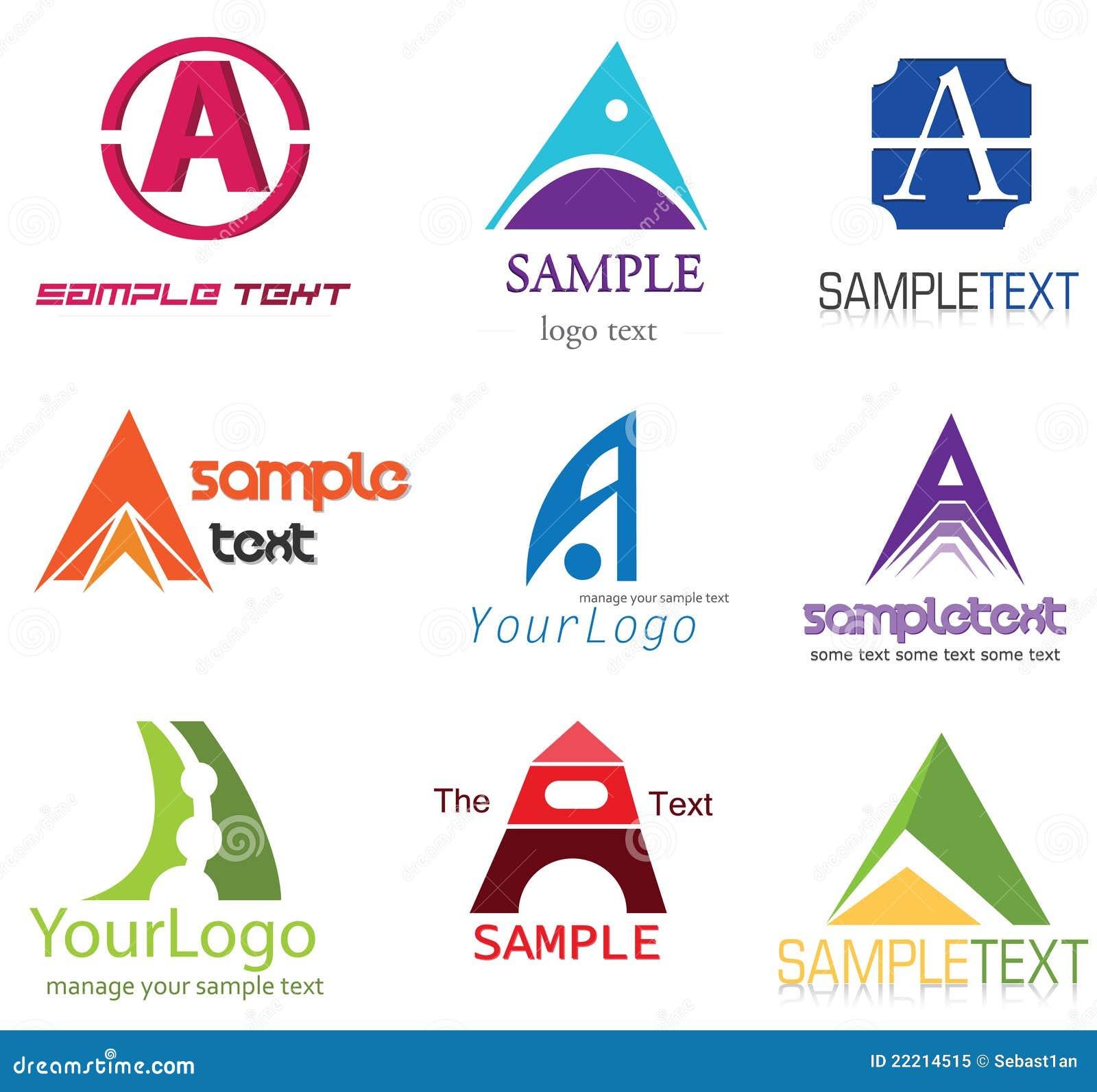 Letter a logo stock vector illustration of advertising 22214515 letter a logo altavistaventures Gallery
