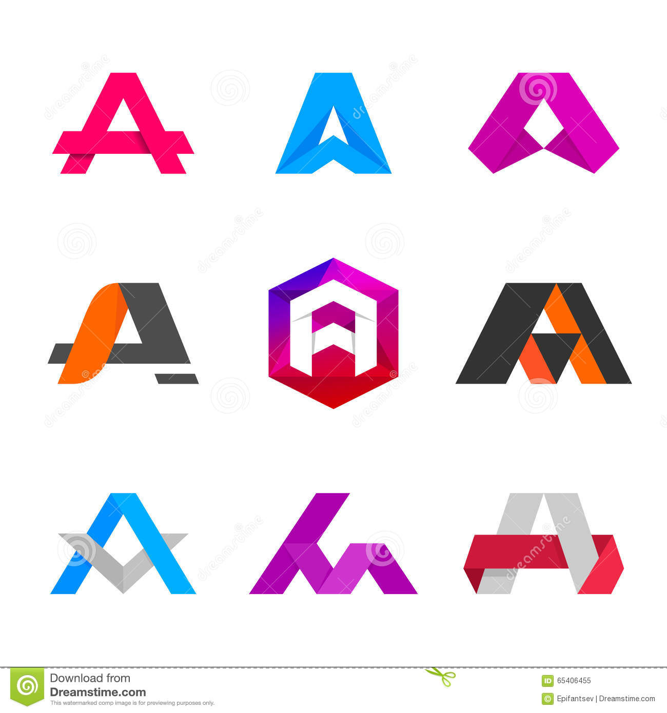 Letter g icon or logo design template elements stock vector letter a logo icon design template elements royalty free stock photo altavistaventures Gallery
