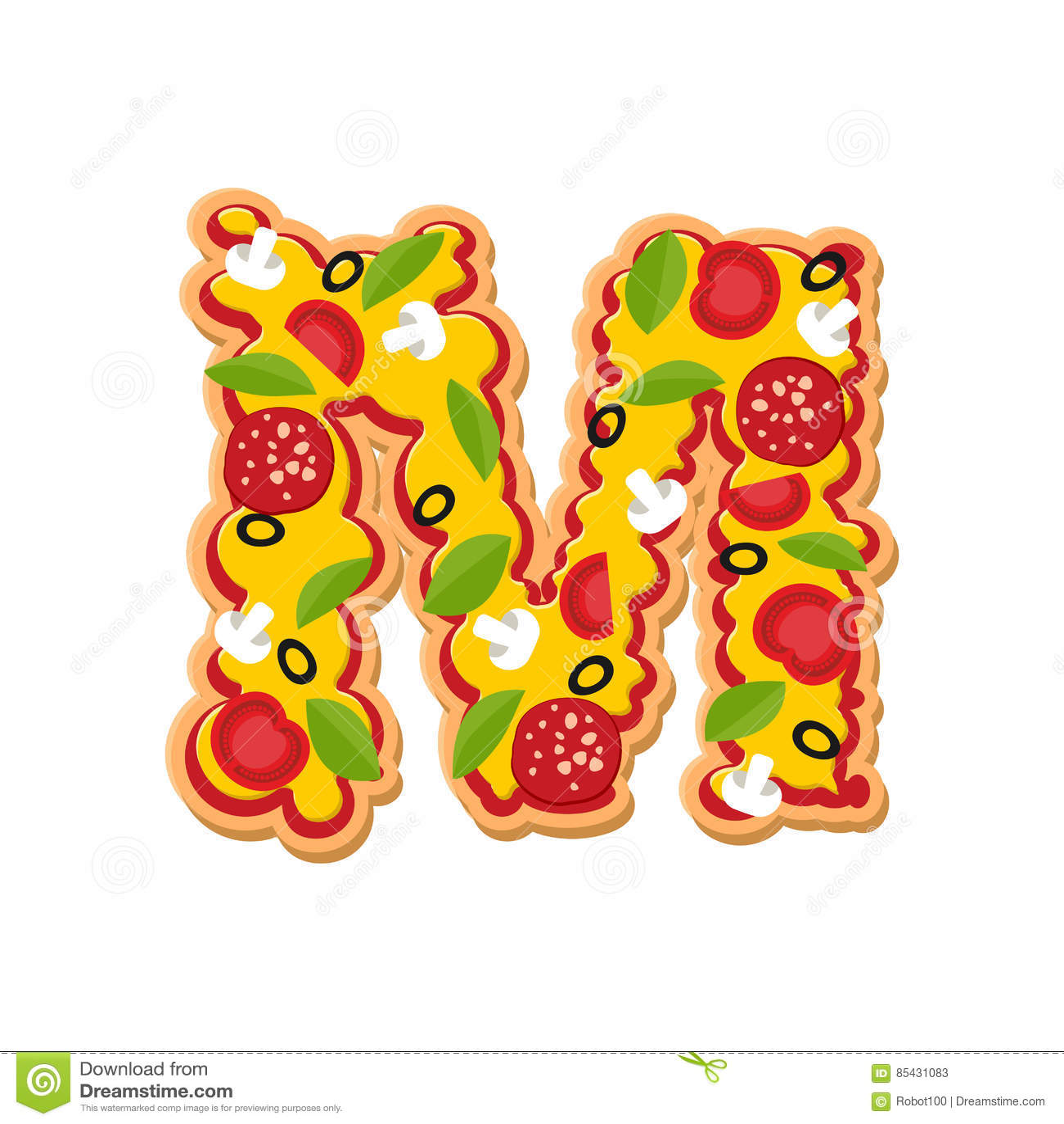 M Pizza
