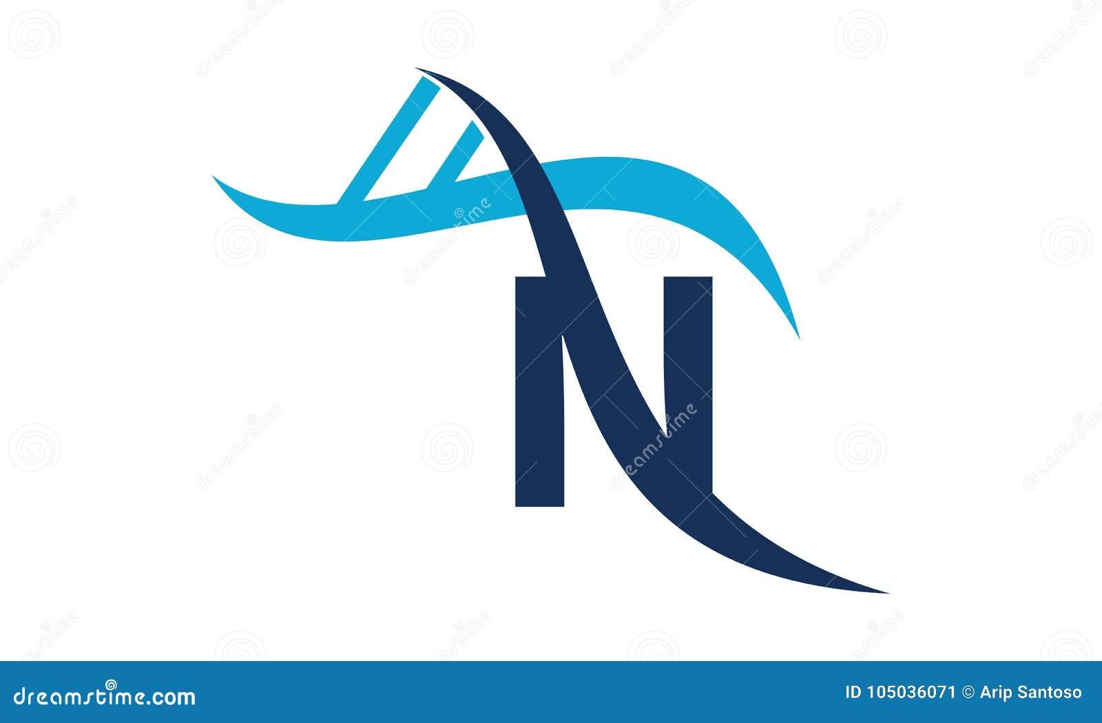 letter n dna
