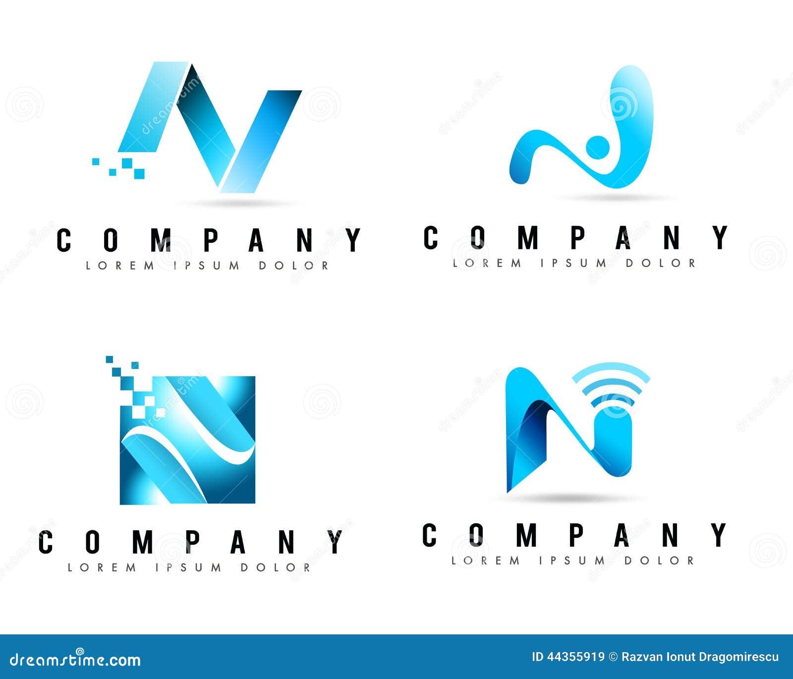 Letter N Logos  N Logos