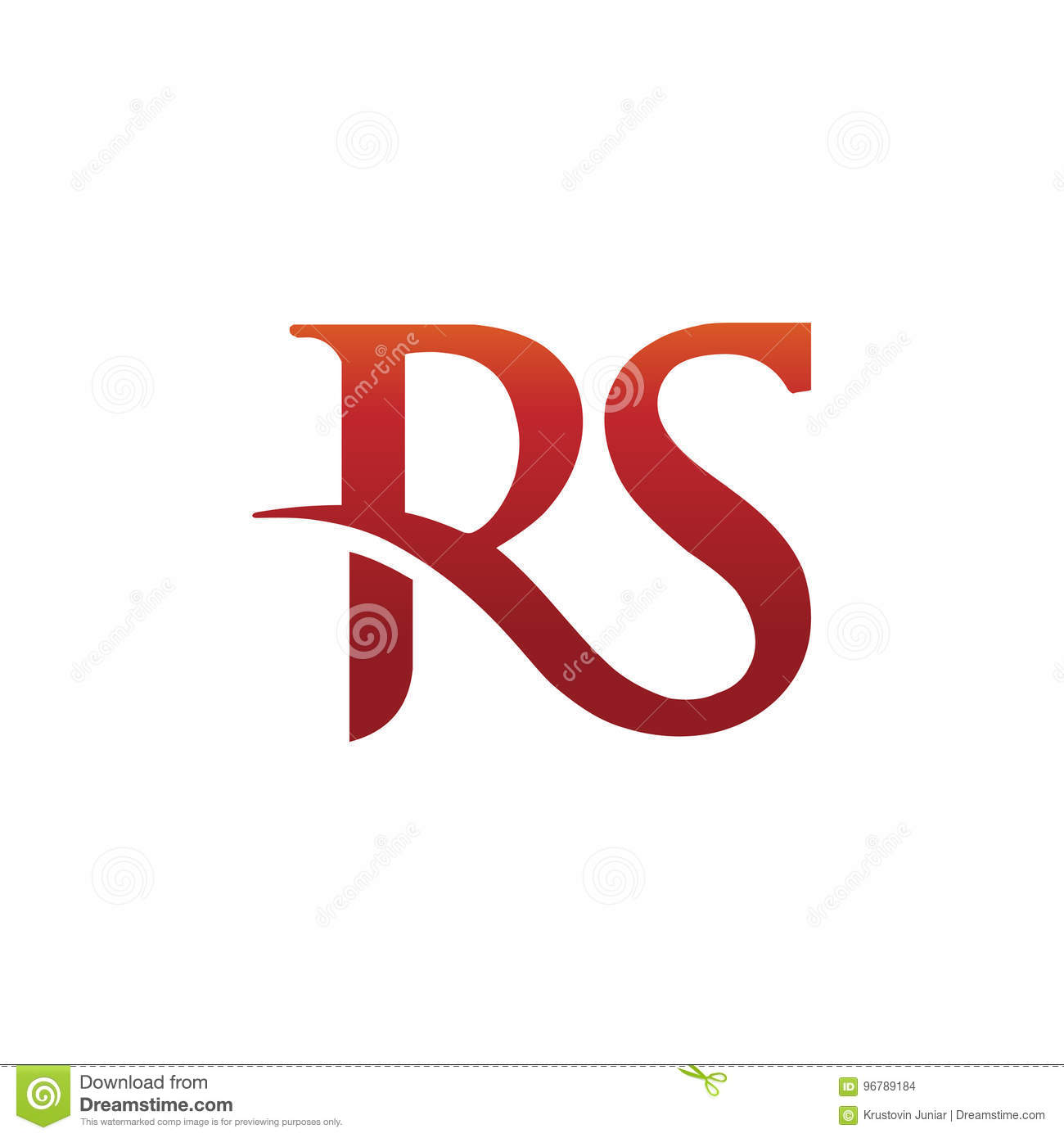 Letter R And S , RS, SR,letter S, Letter R Logo Stock Vector - Illustration  of conceptual, graphic: 96789184