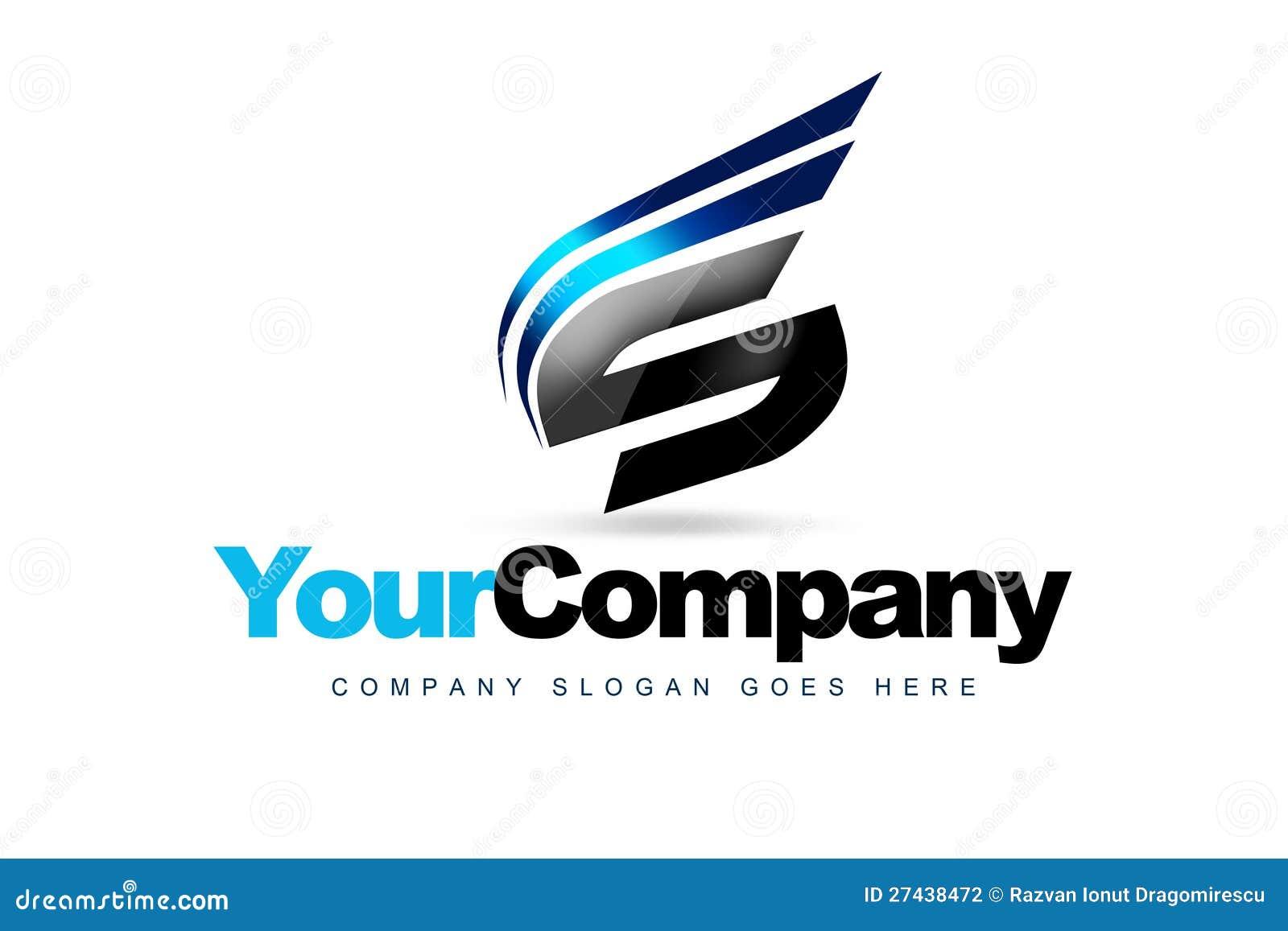 S Logo Letter S Logo Stock