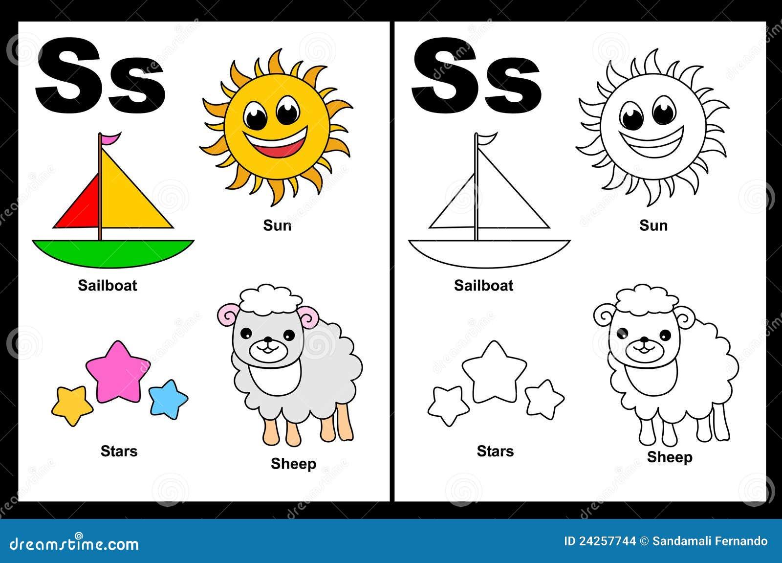 Letter S Worksheet Letter s worksheet