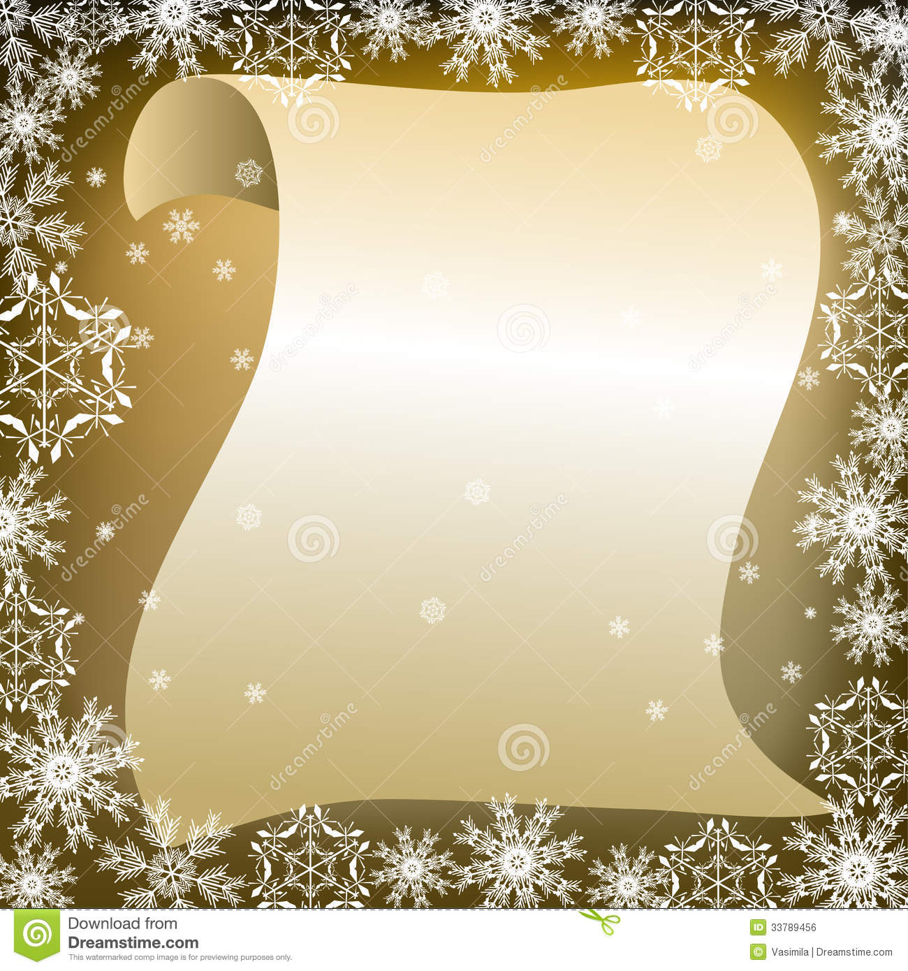Letter To Santa Claus Royalty Free Stock Image - Image