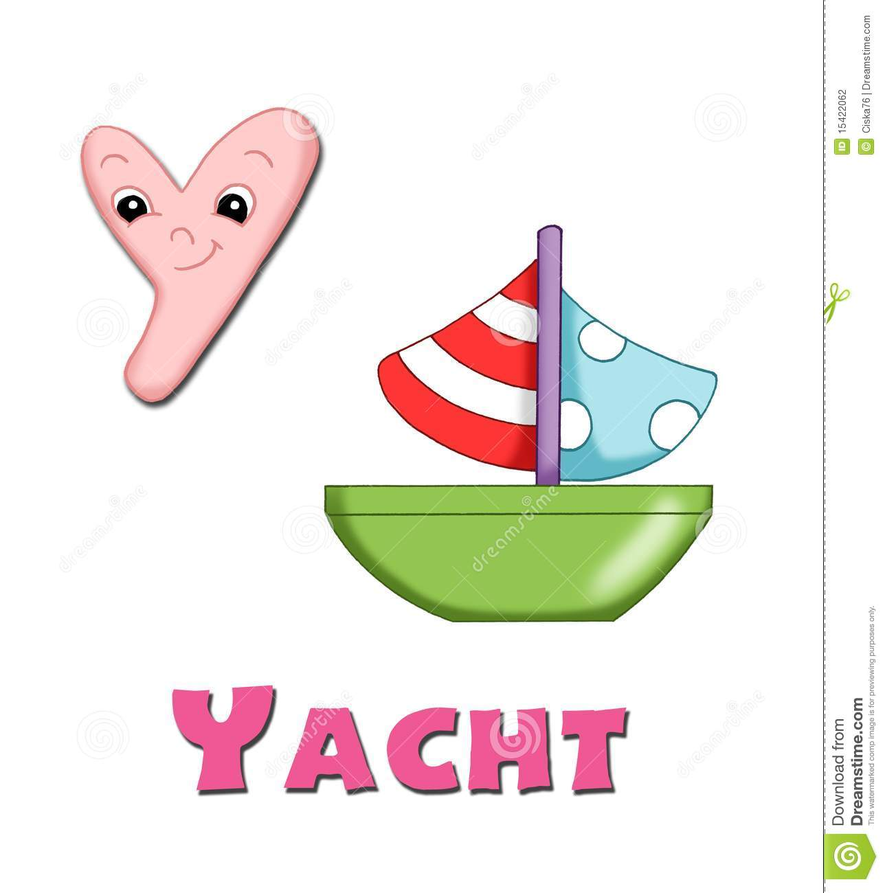 Letter Y Stock Photography Image 15422062