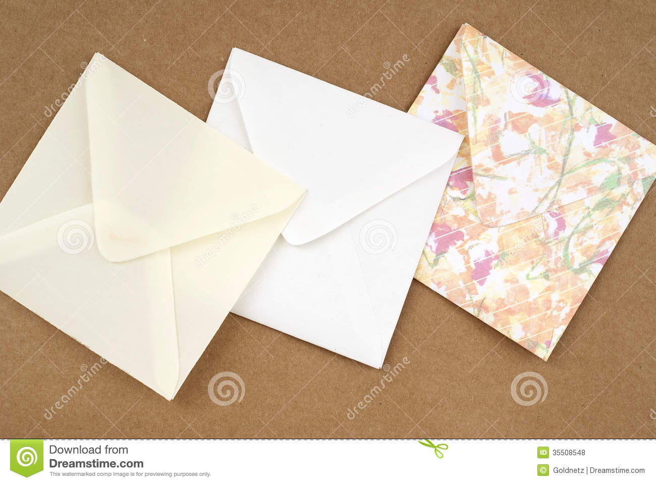 Letter For You Stock Illustration Of Claus