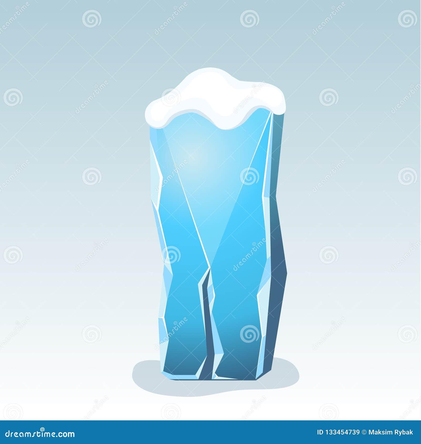 Lettera I del ghiaccio