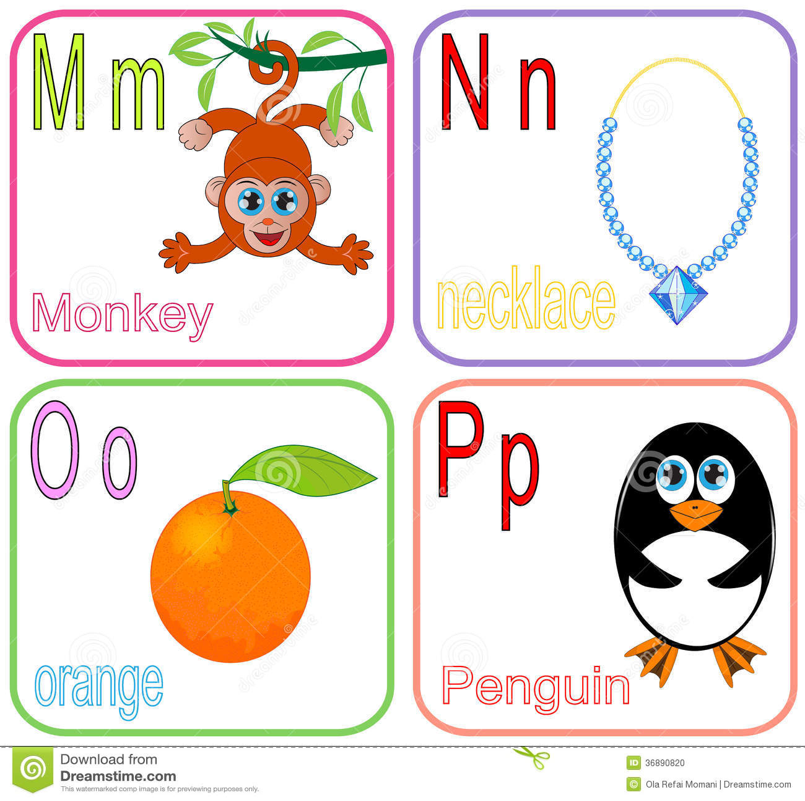 Download Lettere di alfabeto illustrazione di stock. Illustrazione di carattere - 36890820