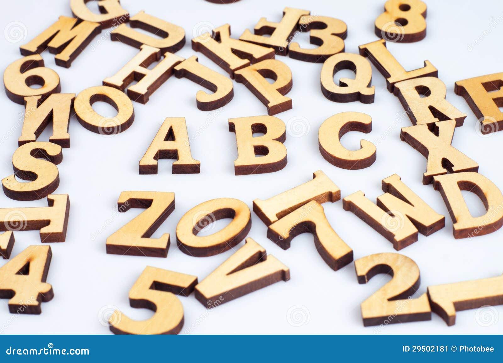Più immagini stock simili di ` Lettere di legno di ABC `