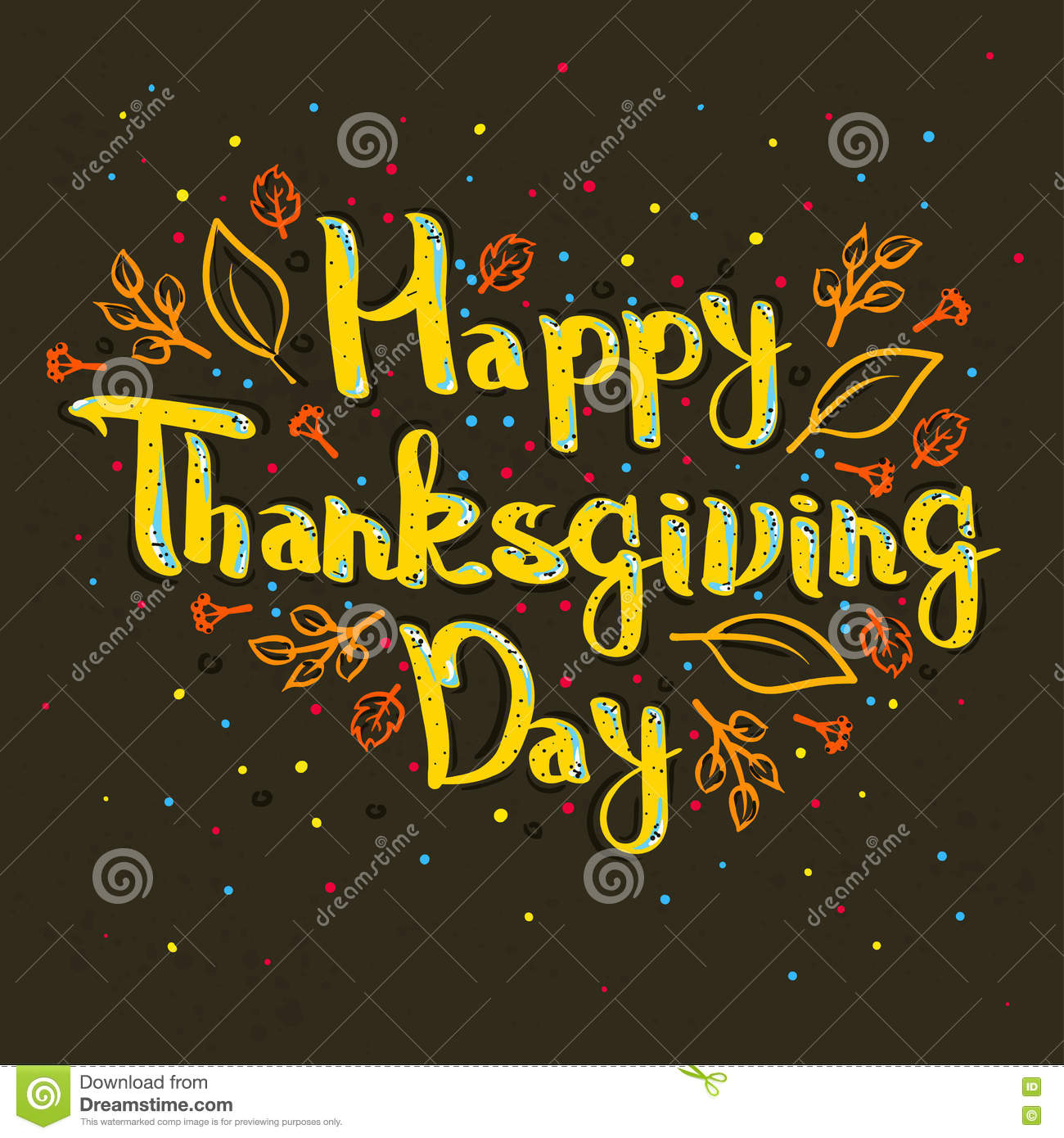 Lettering greeting cards with text happy thanksgiving day stock lettering greeting cards with text happy thanksgiving day m4hsunfo