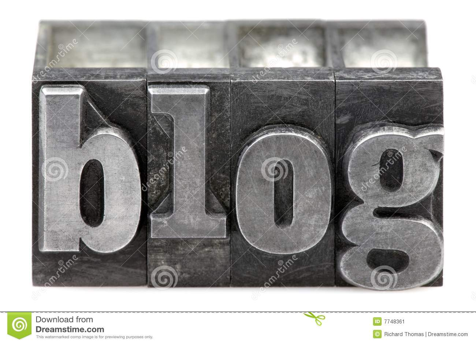 Letterpress Blog