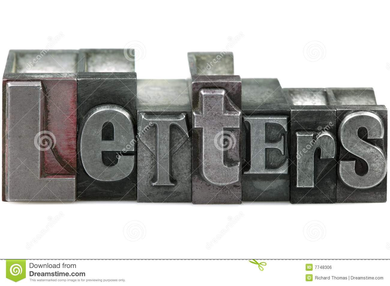 letterpress letters royalty free stock image image 7748306 With leather press letters