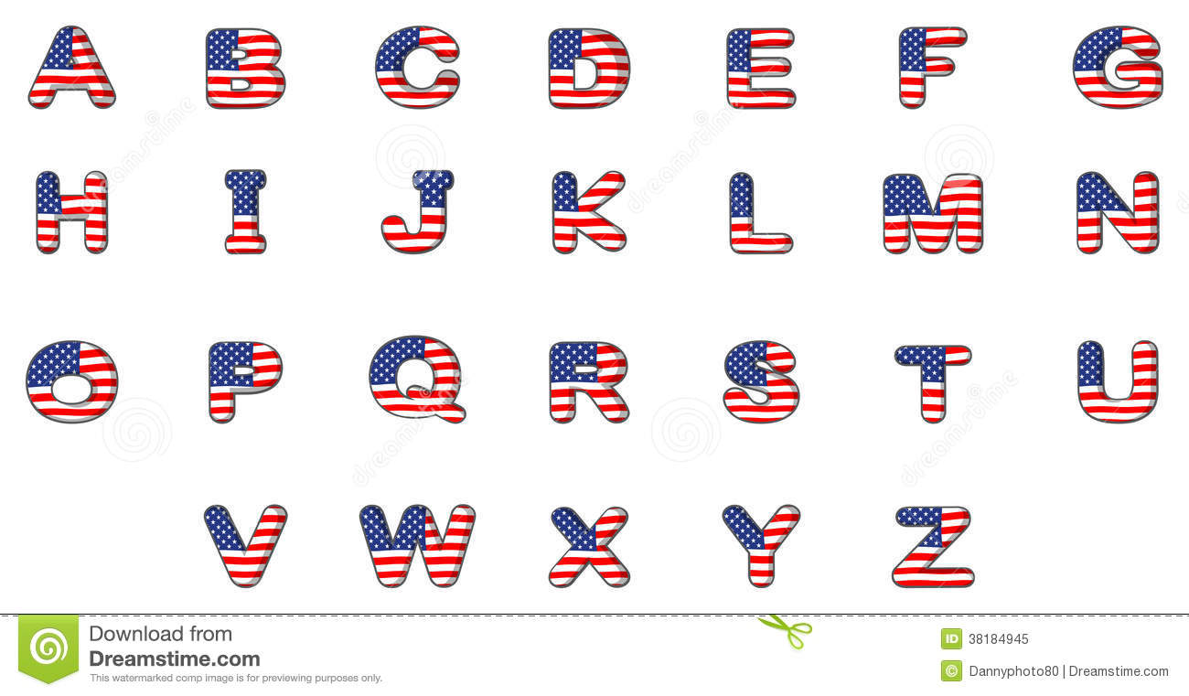 letters of the alphabet with the american flag royalty bald eagle vector free bald eagle vector art