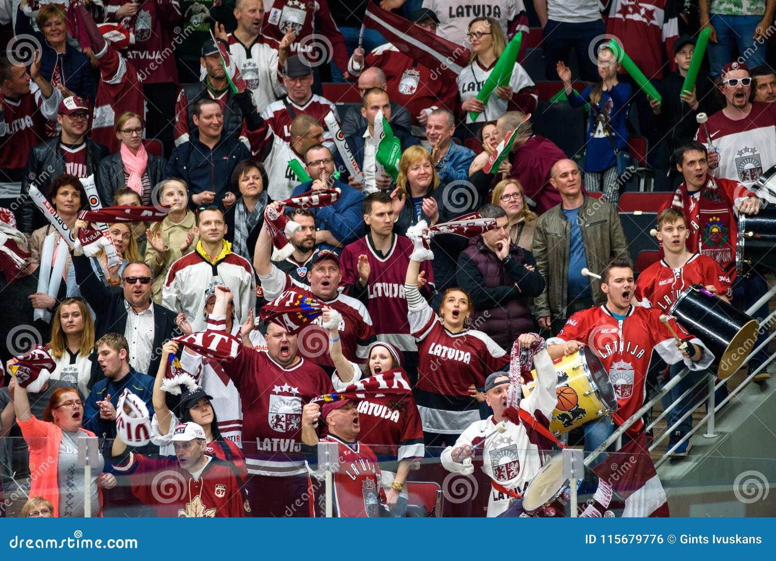 Lettische Eishockey Nationalmannschaft